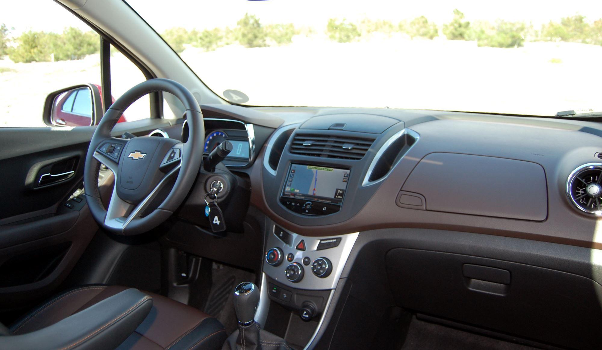 Chevrolet Trax. Un air d\'Amérique