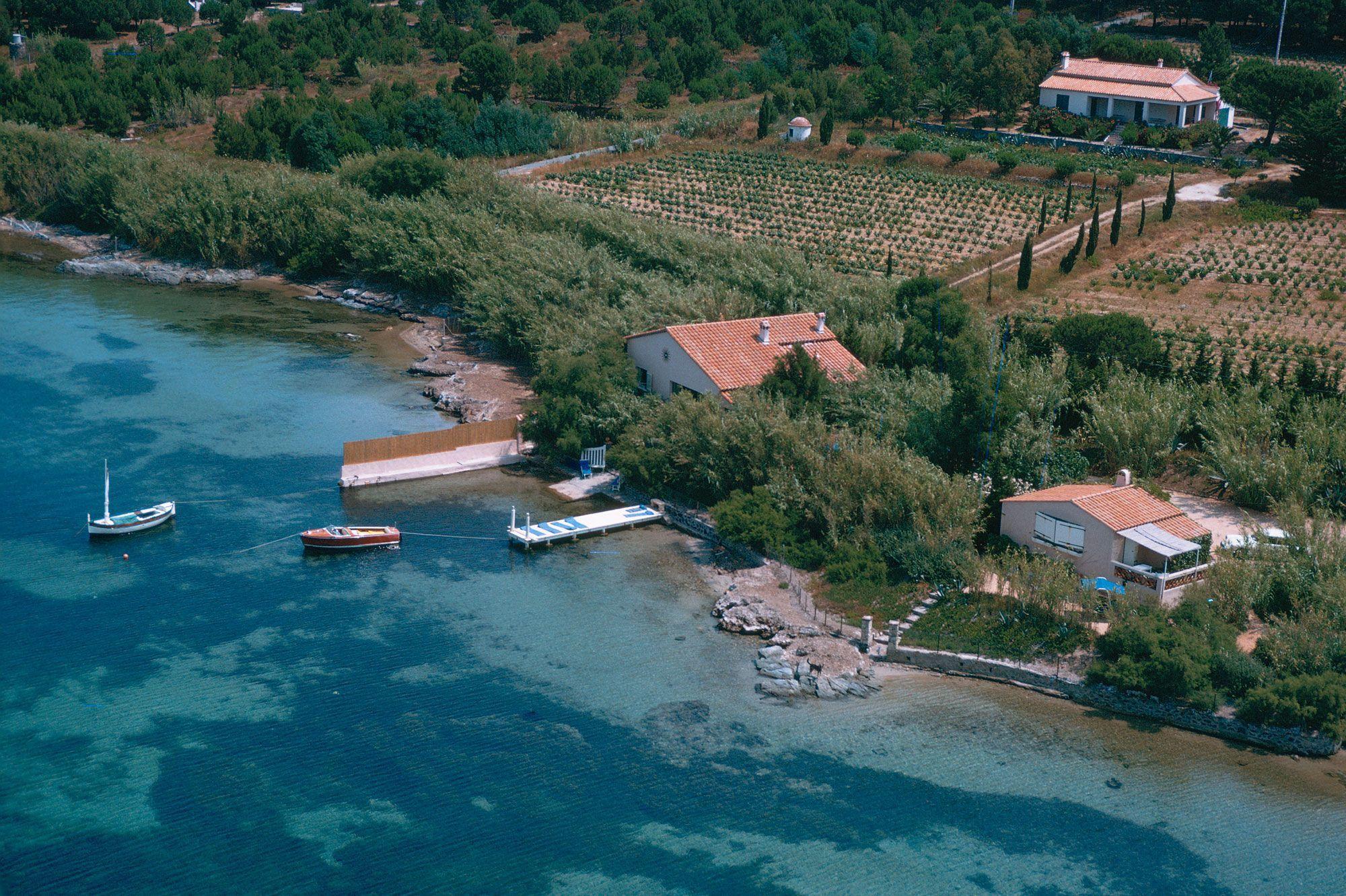 Les plages mythiques Saint Tropez Et Dieu créa Pampelonne