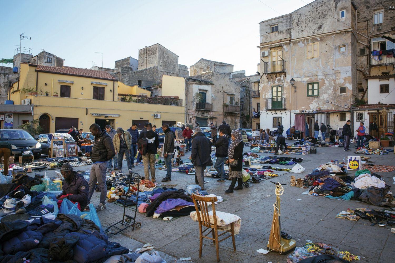 quartiers pauvres rome antique