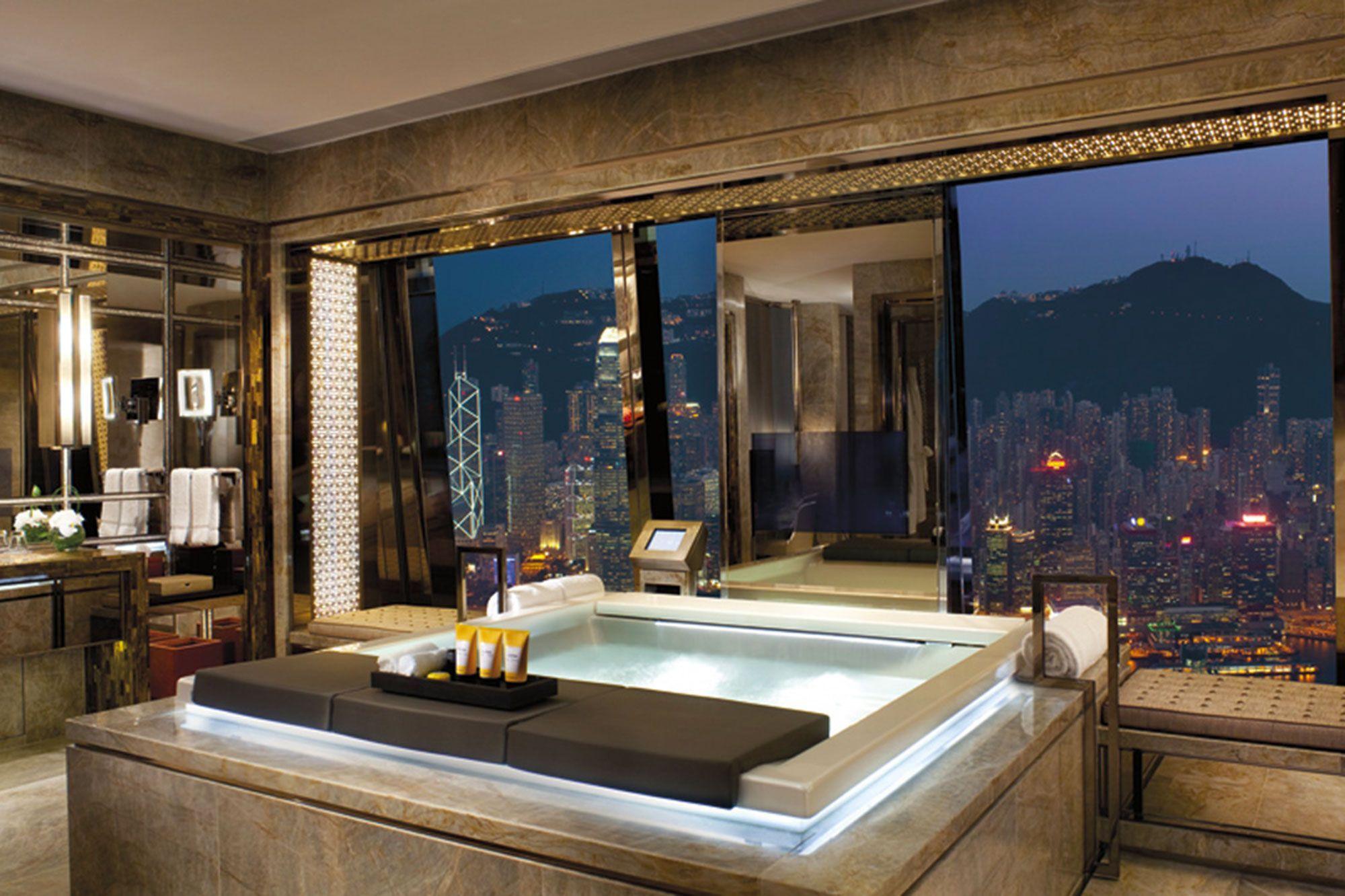 The Ritz Carlton HK bath Résultat Supérieur 15 Nouveau Salle De Bain De Luxe Pic 2017 Kgit4