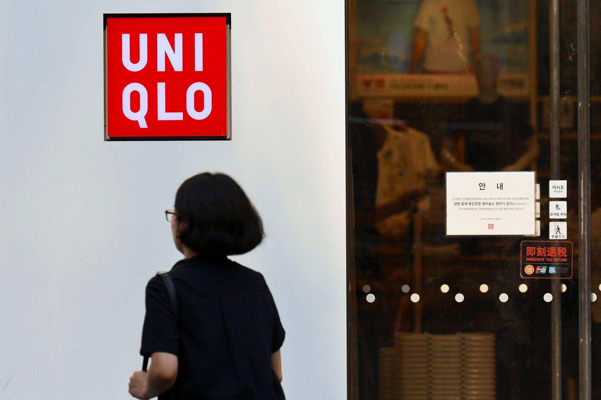 En Corée du Sud, Uniqlo en pleine polémique après un sous-titrage douteux