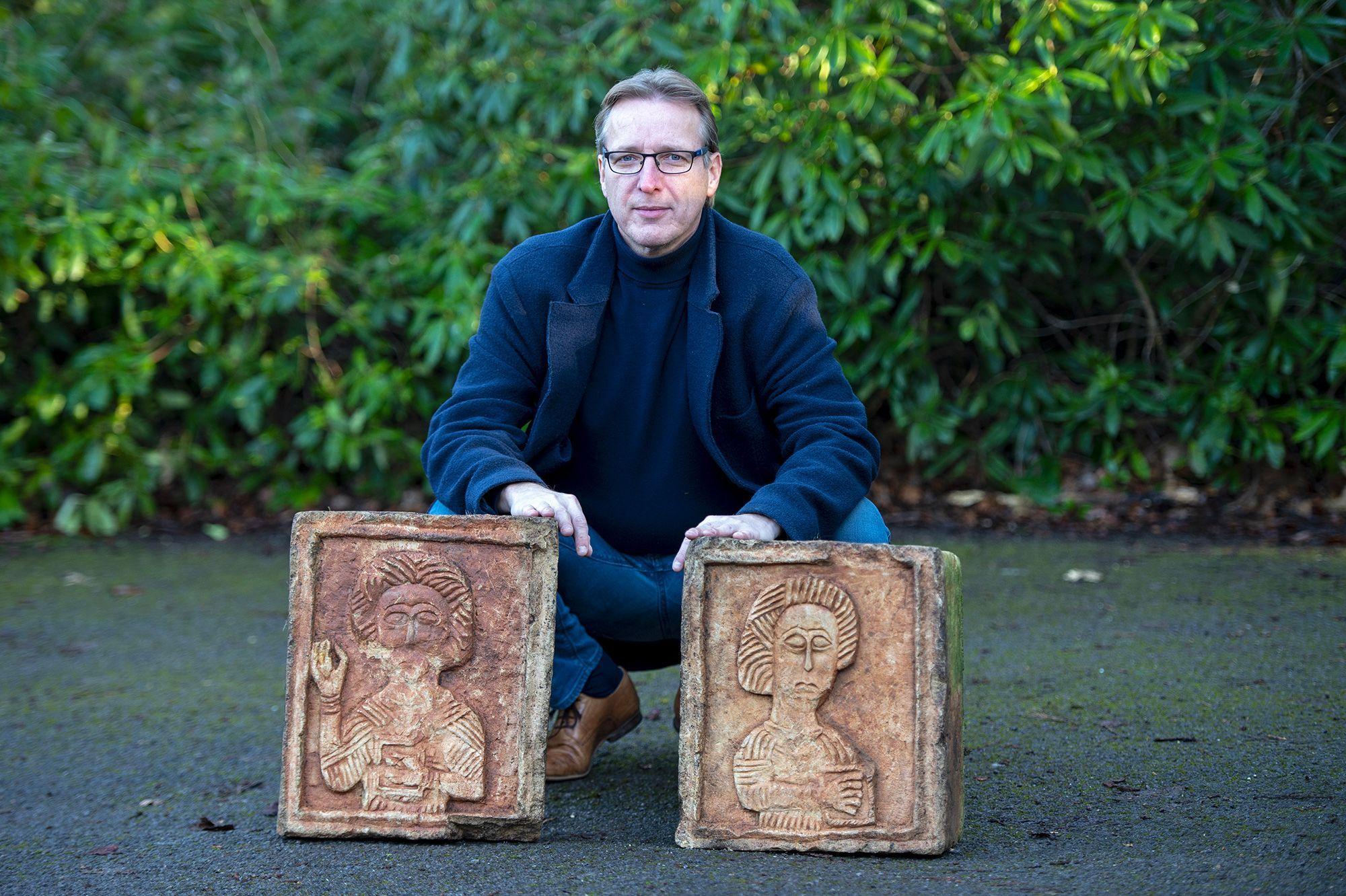 """Des pierres d'une valeur """"inestimable"""" retrouvées dans un jardin anglais"""