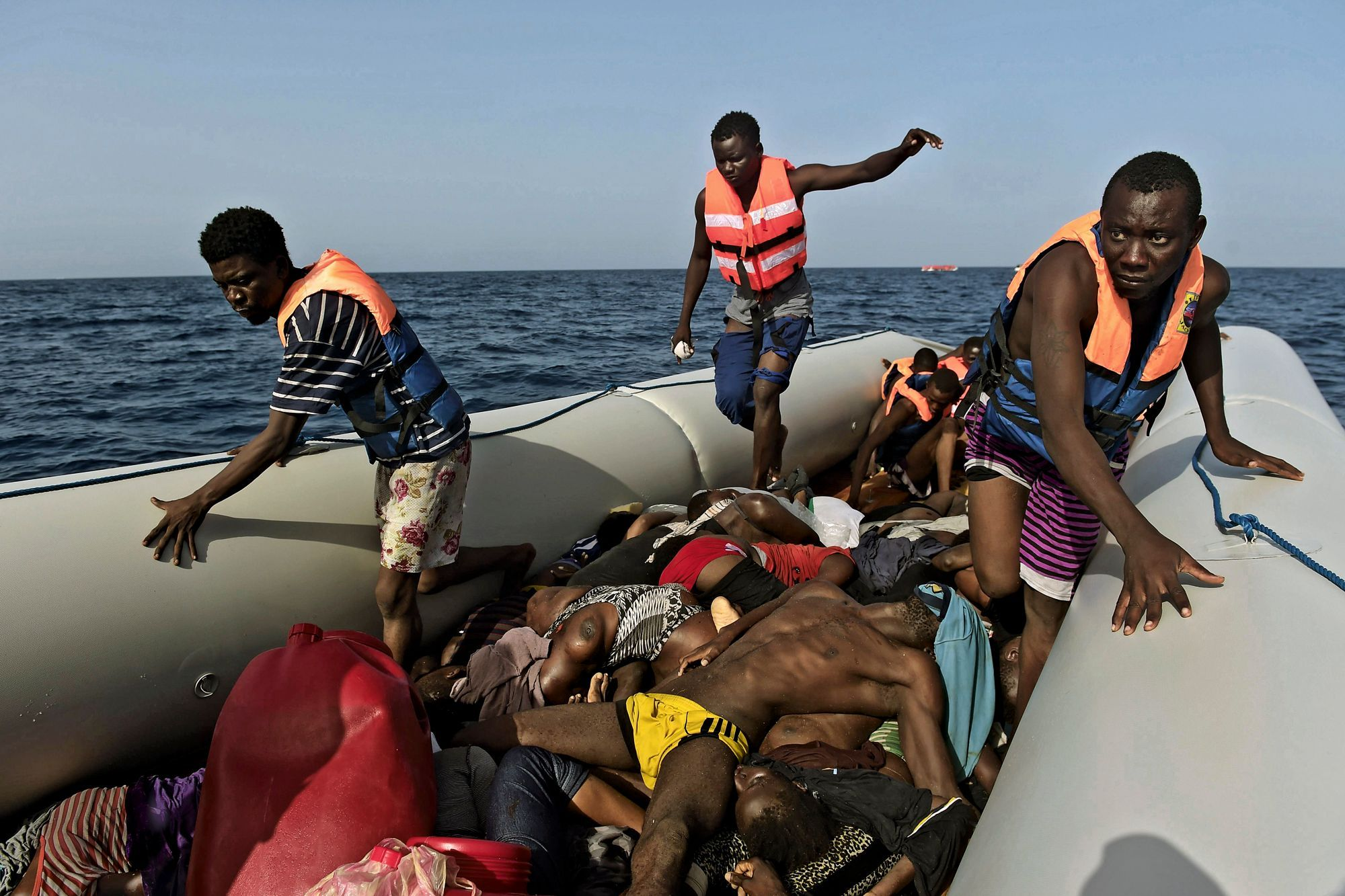 Mbour lourdement endeuillé par l'émigration clandestine: leurs parents accusent l'état du Sénégal