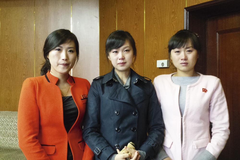 Rencontres en Corée comme une femme étrangère
