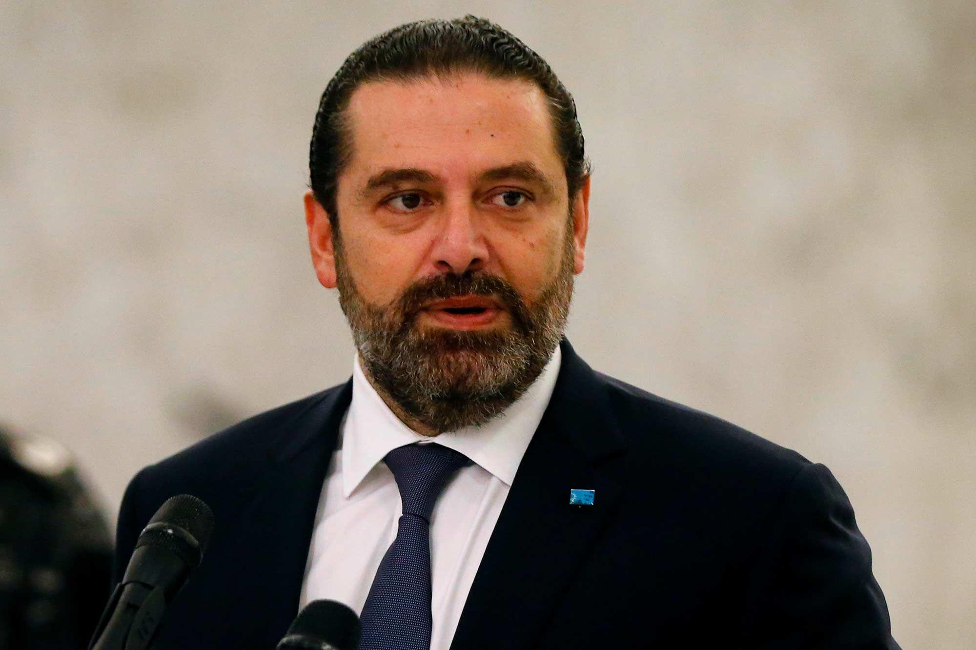 Saad Hariri demande le soutien du FMI et de la Banque mondiale pour le Liban