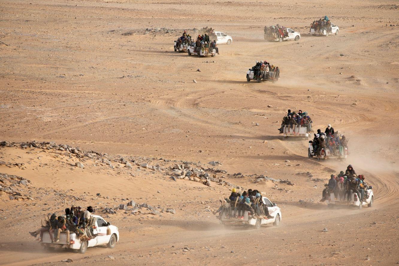 Sahel, la route de l'Europe