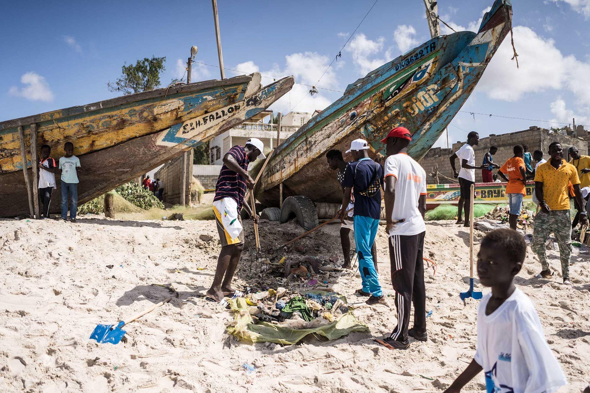 Sénégal: le mystère persiste sur la maladie de peau des pêcheurs