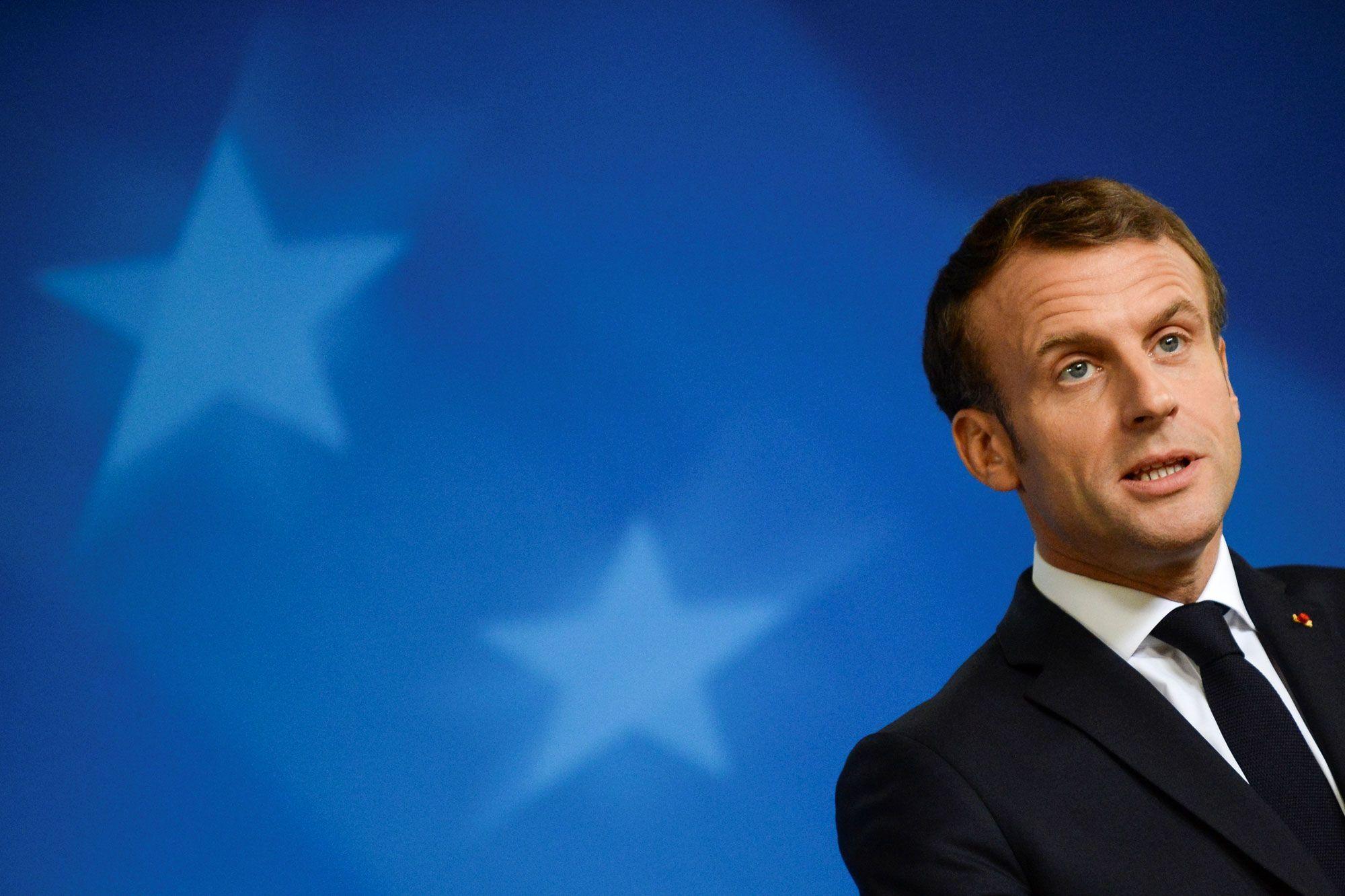 Emmanuel Macron est arrivé à Mayotte