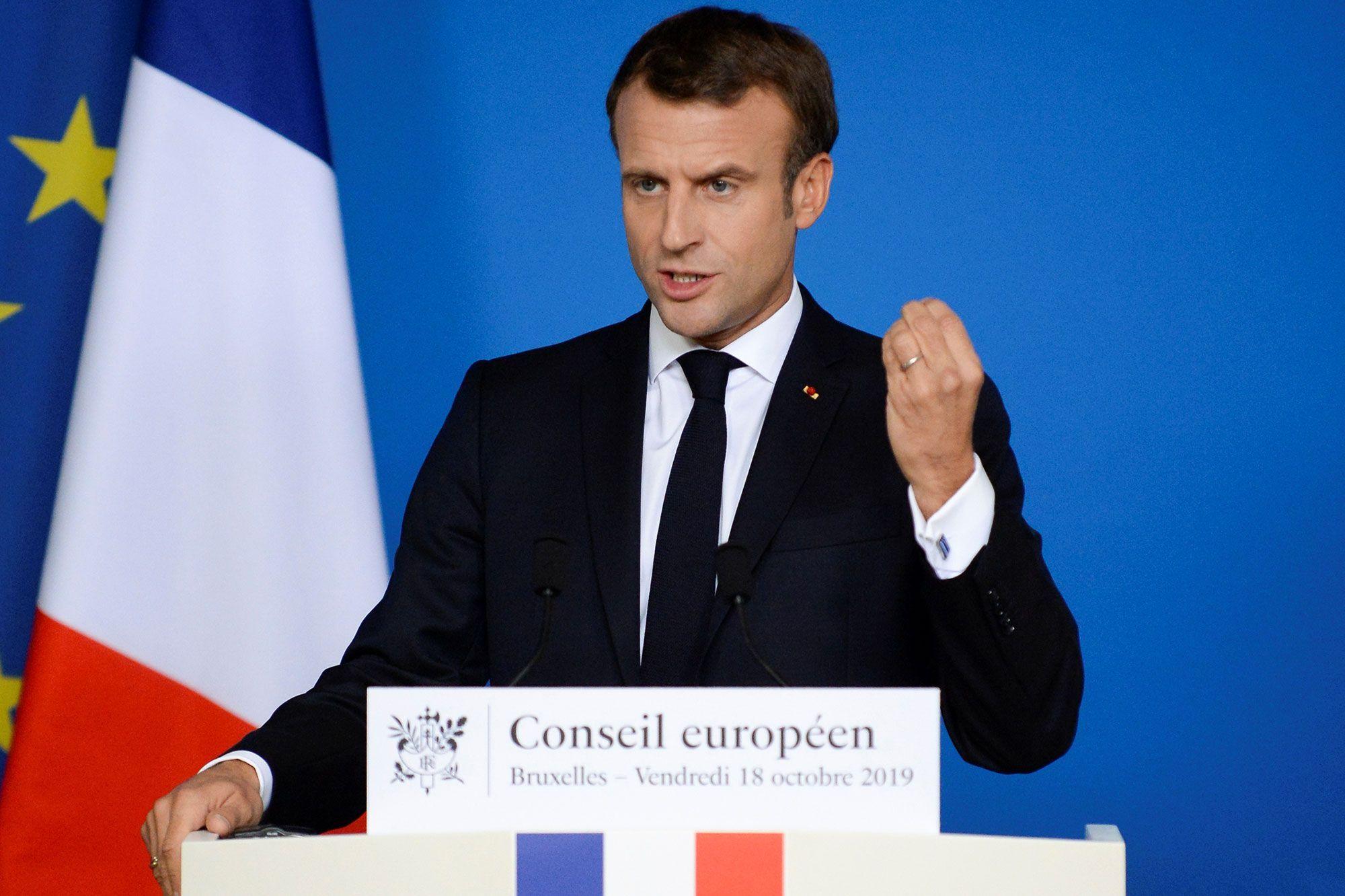 Emmanuel Macron sème le trouble à Bruxelles sur l'élargissement de l'UE