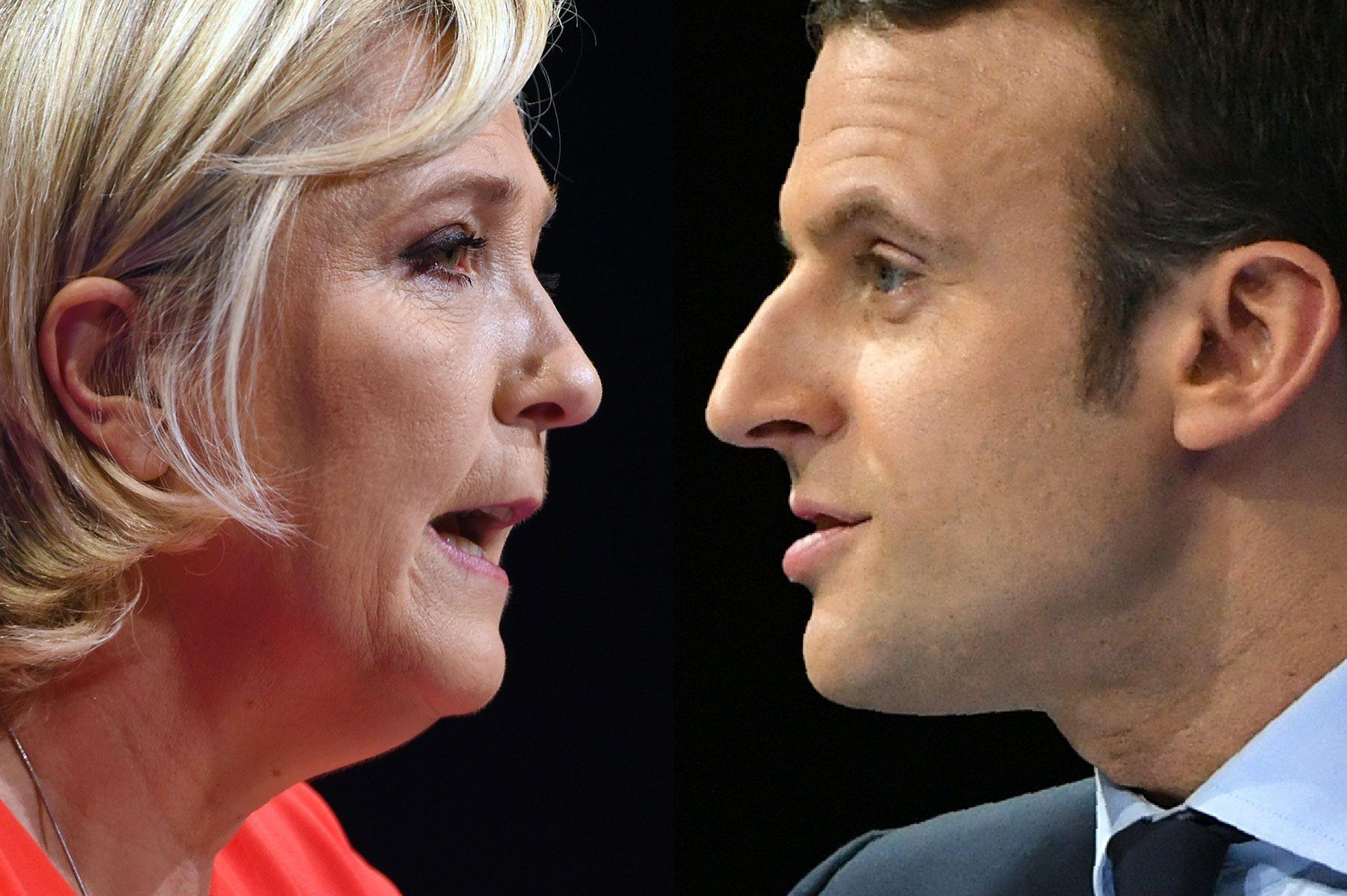 Le Poids des mots Macron-Le Pen : Leurs silences en disent long