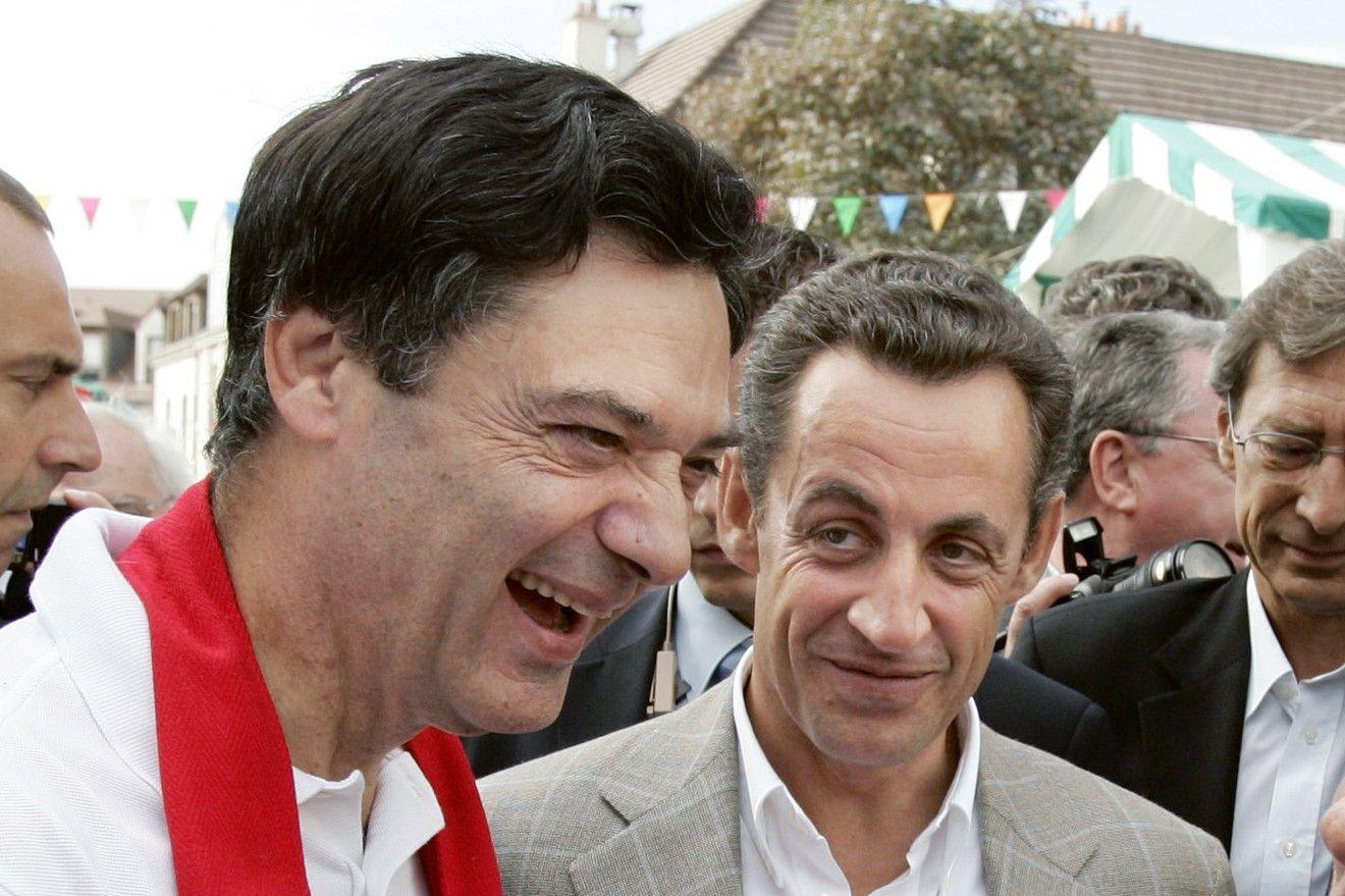 Patrick Devedjian : émotion de droite à gauche, Sarkozy salue son ...