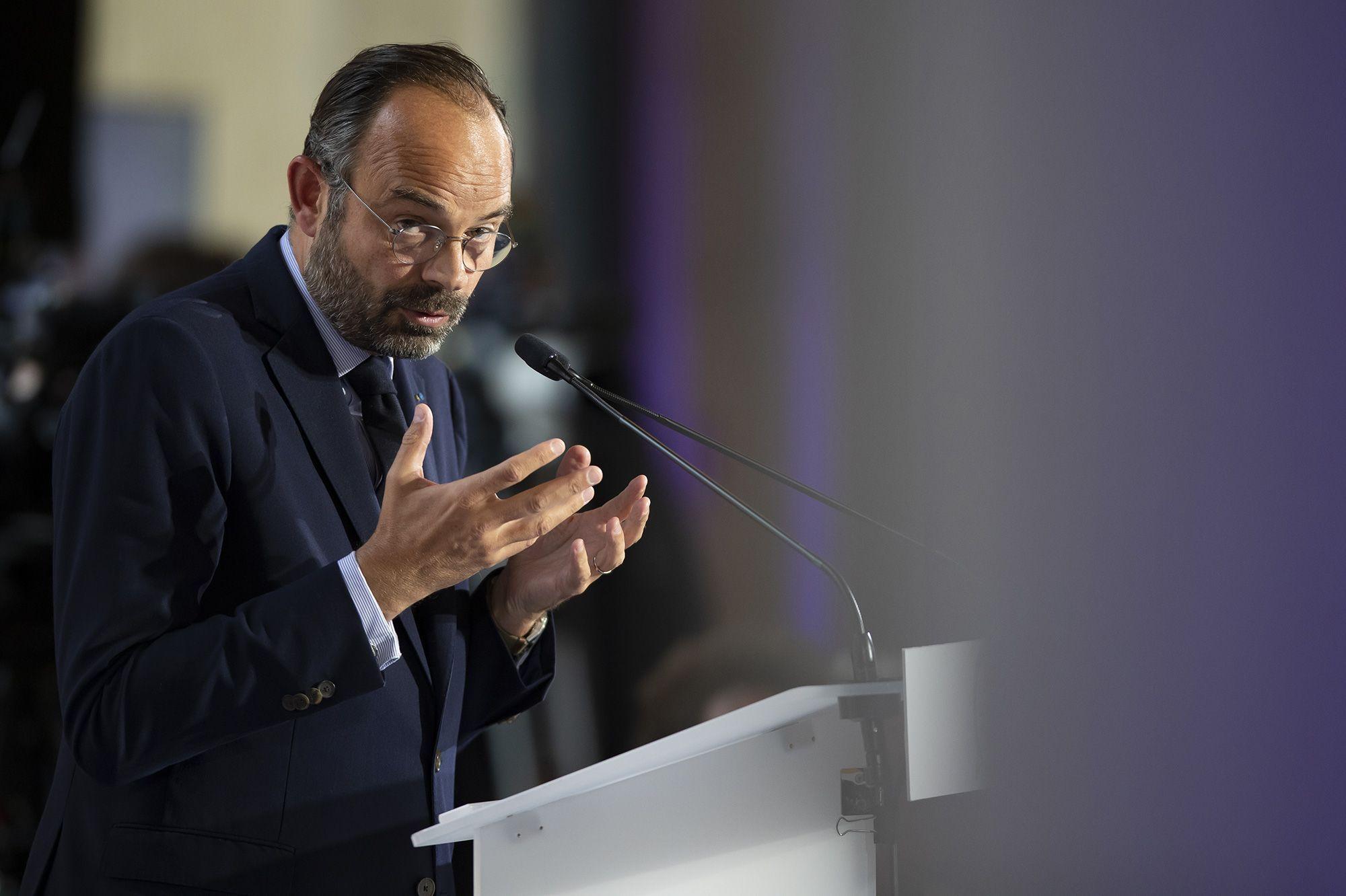Retraites : l'annonce décisive d'Edouard Philippe