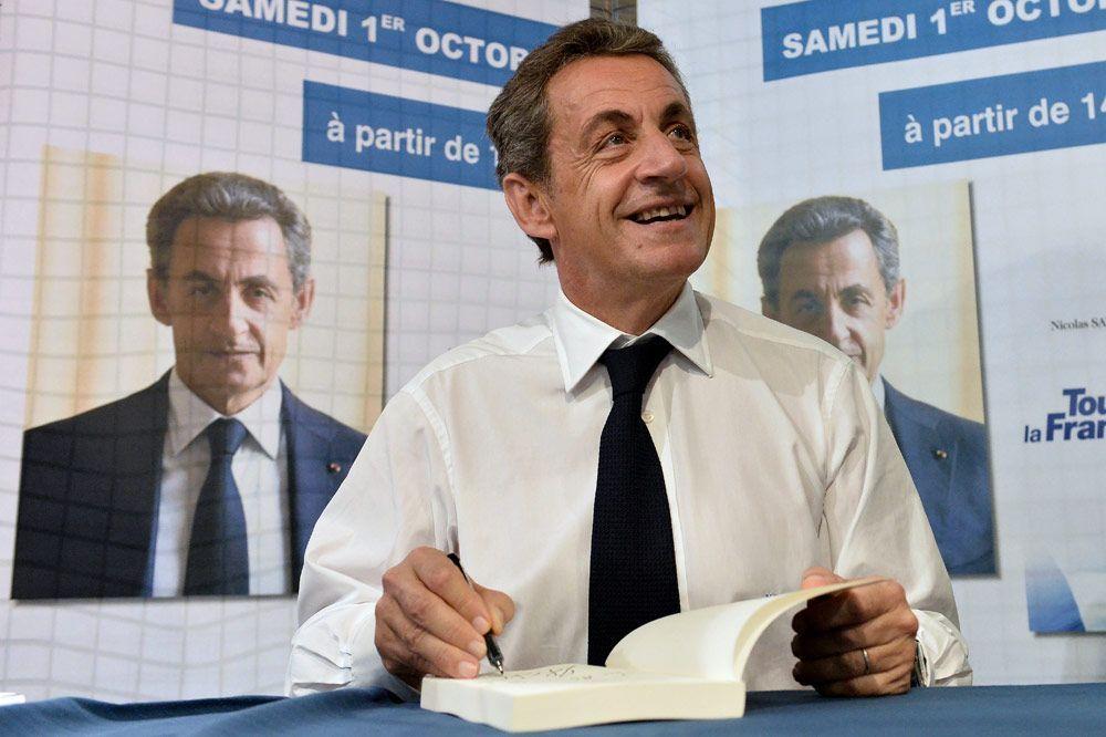 Rude Semaine Pour Nicolas Sarkozy