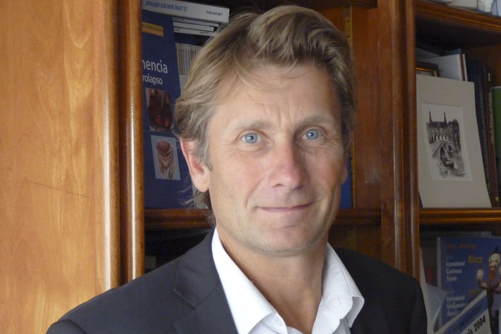 Incontinence urinaire masculine - Une nouvelle chirurgie ...