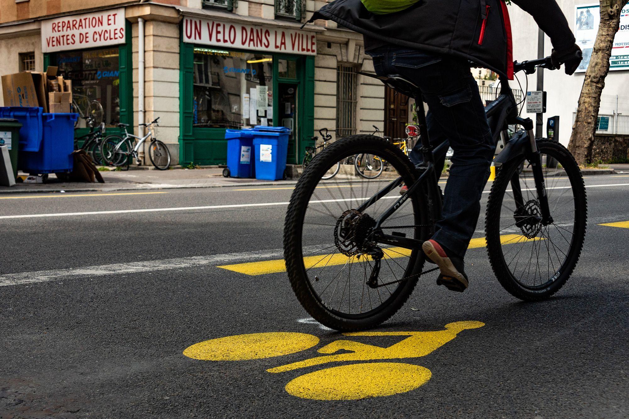 50 Euros Offerts Pistes Cyclables Provisoires Tout Savoir Sur Le Deconfinement A Velo