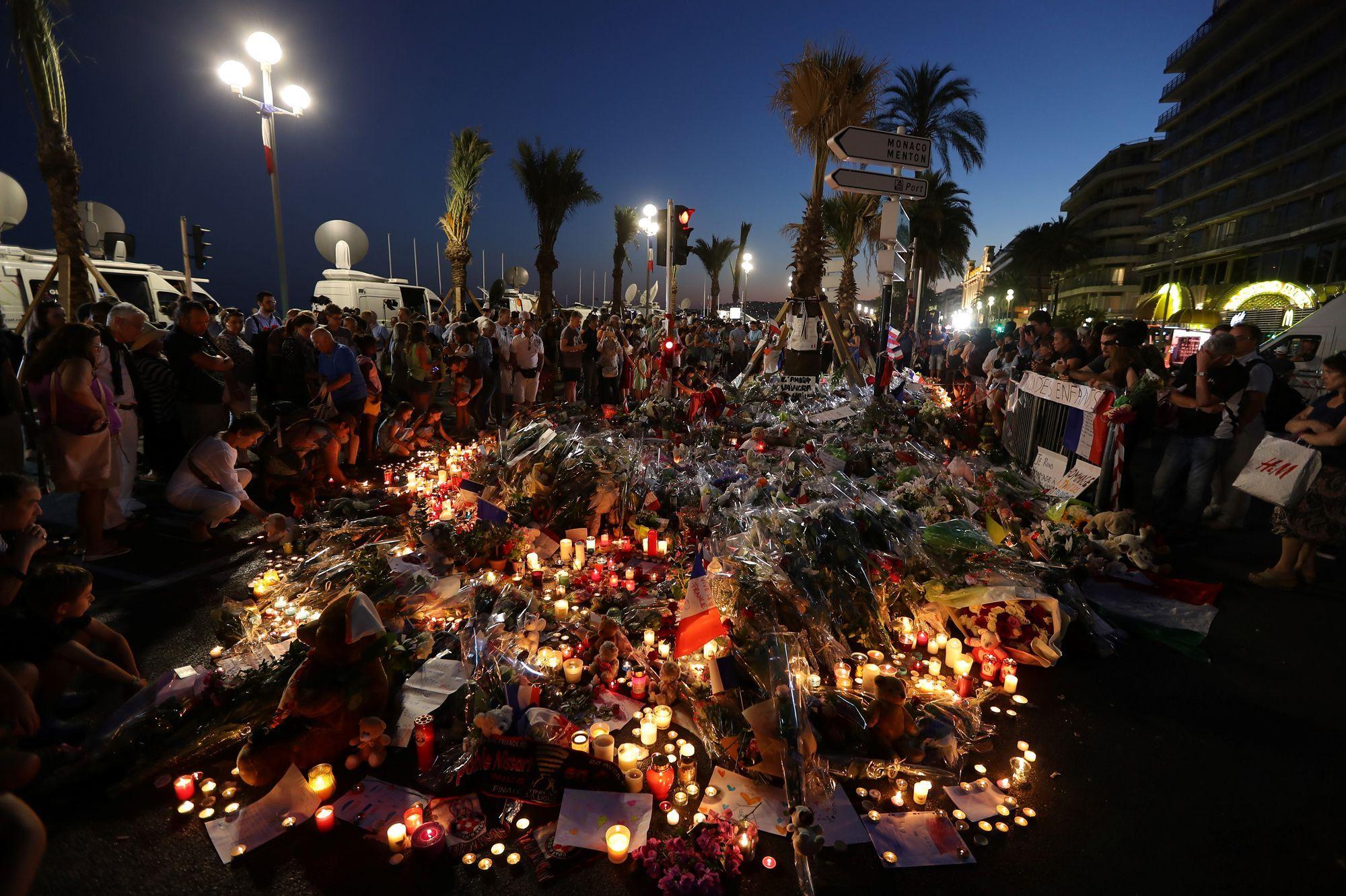 Assez Attentat de Nice, un an après : le droit à l'information PA86