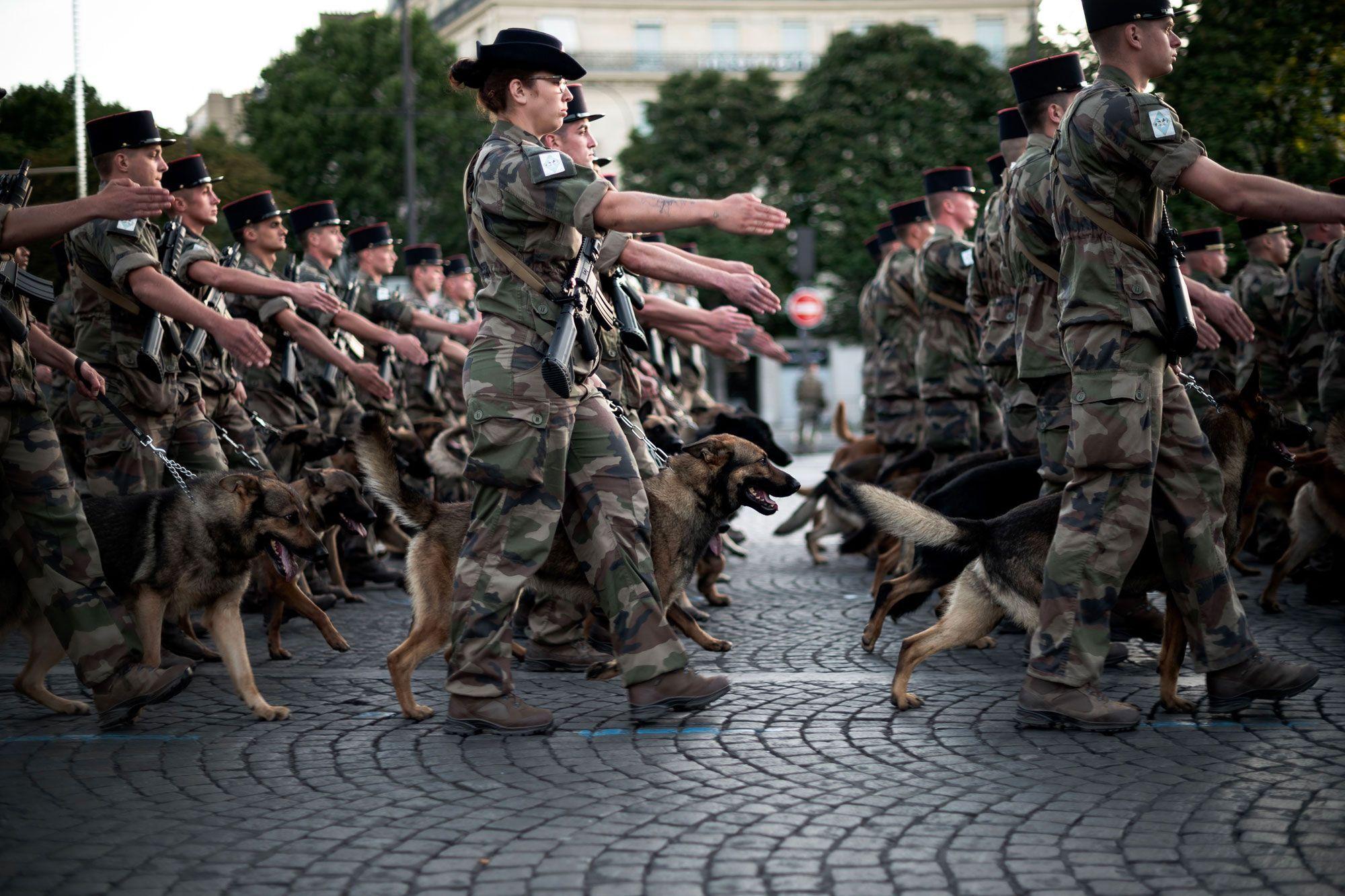 femme de militaire