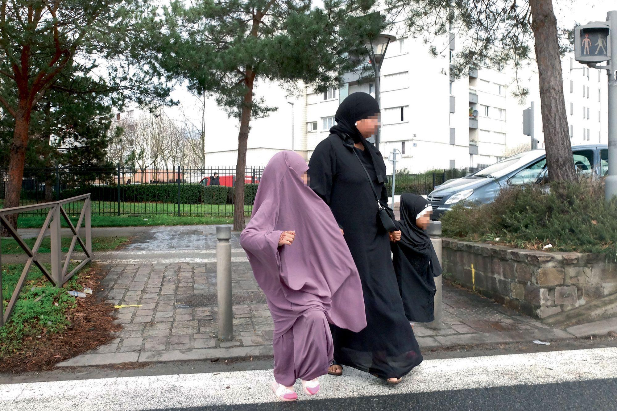 La marche tranquille de l'islamisme