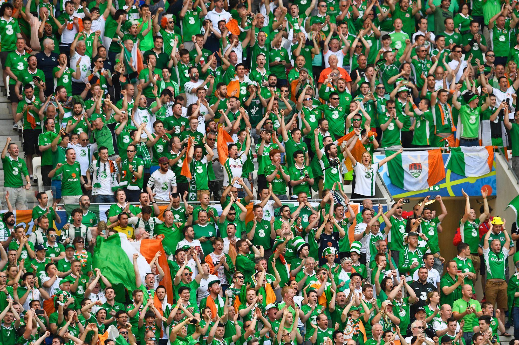 4 balles irlandais