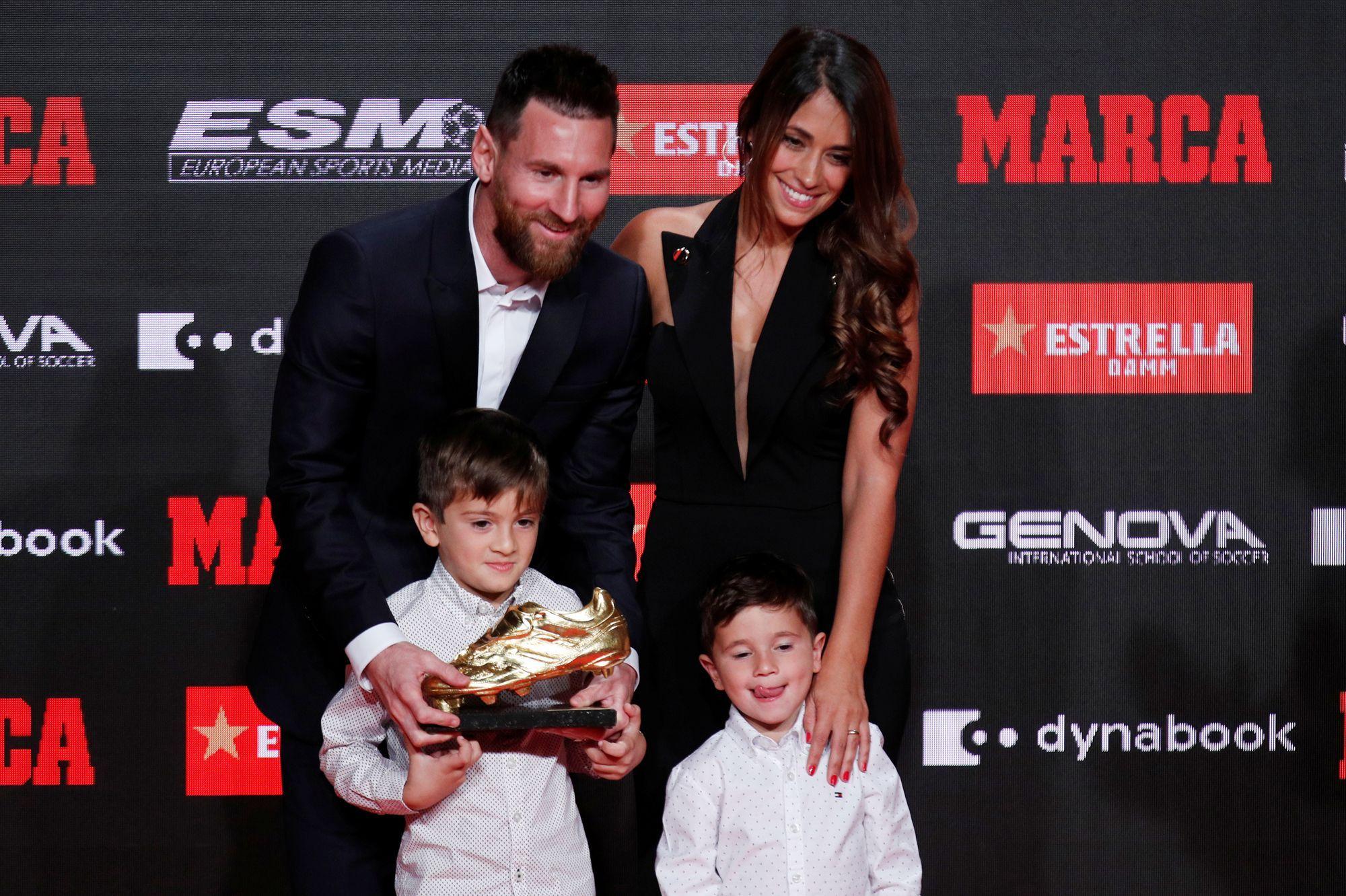 Lionel Messi est toujours le meilleur buteur d'Europe