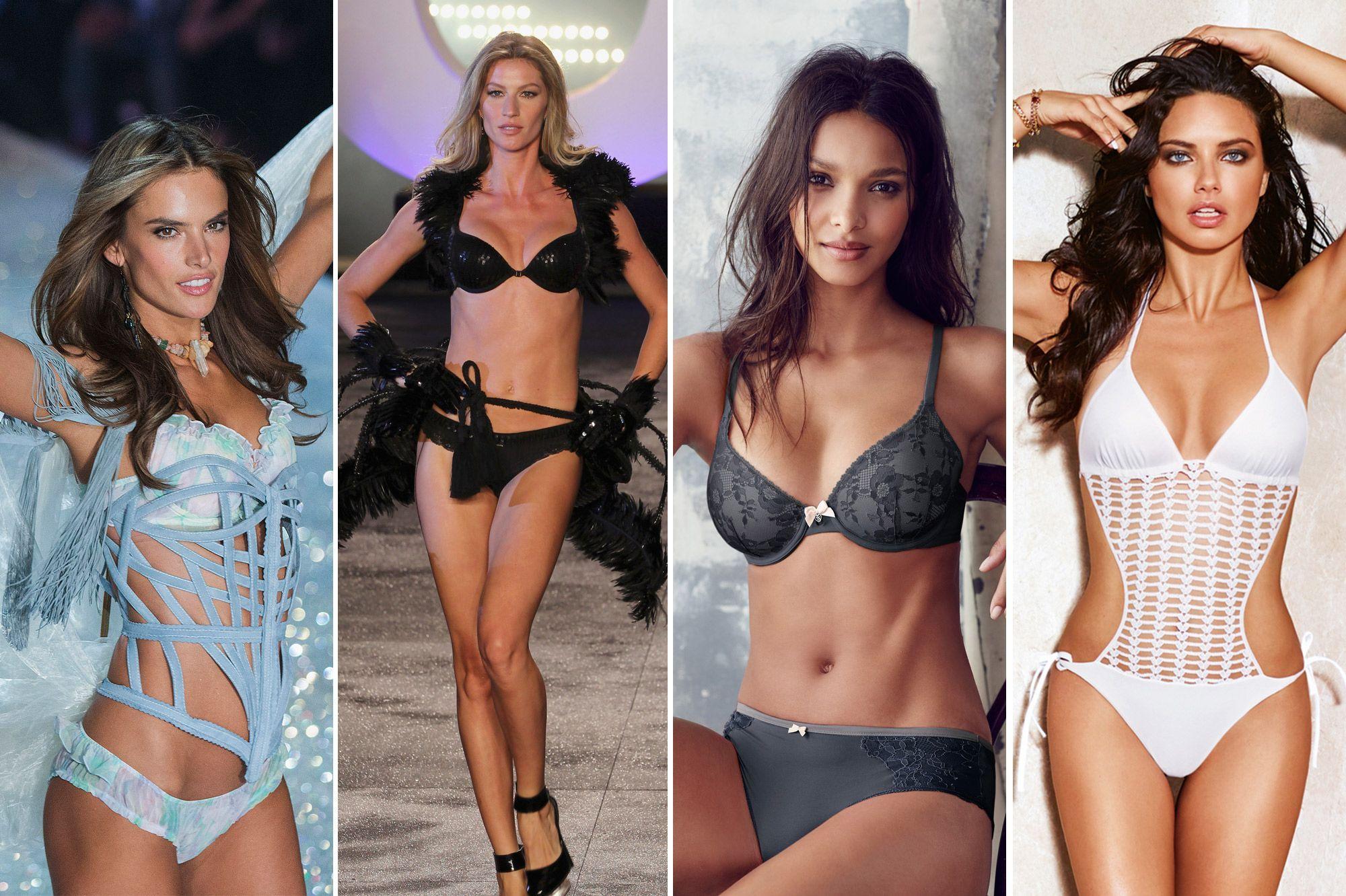 Plus Les Brésiliens 20 Qui Beaux Mannequins Sont 4RA35jqL