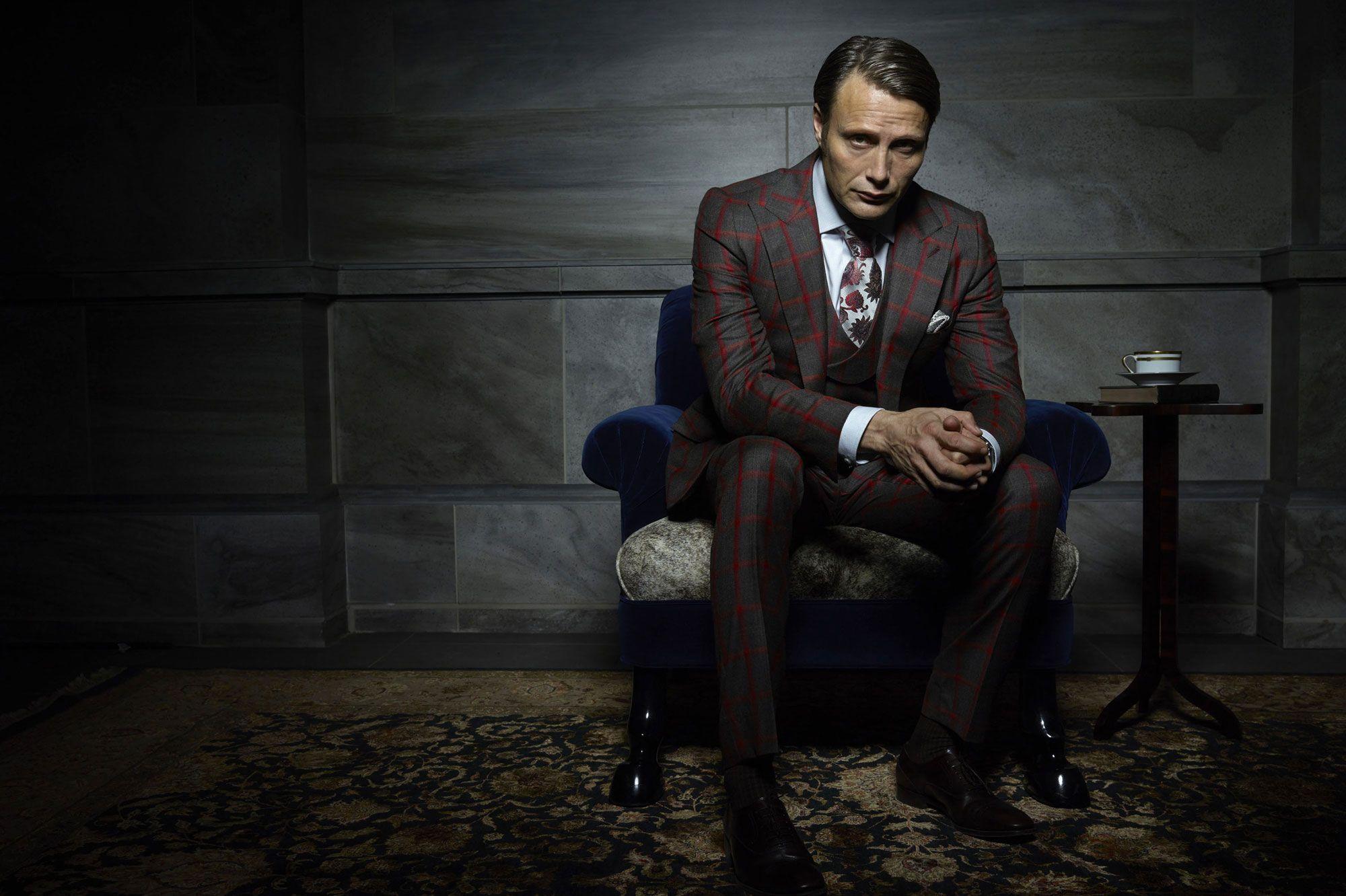 """La saison 4 sur Netflix ? - NBC annule la série """"Hannibal"""""""