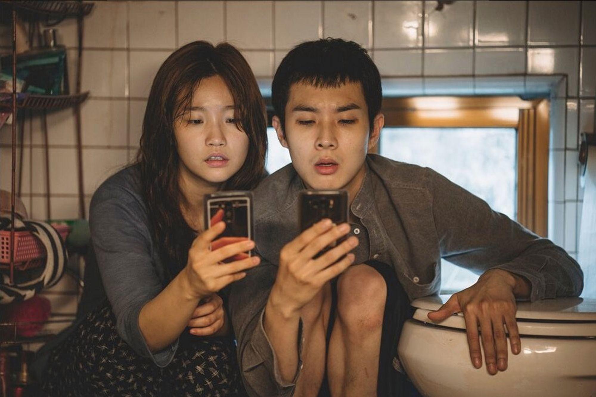 """Résultat de recherche d'images pour """"Parasite Bong Joon-Ho"""""""