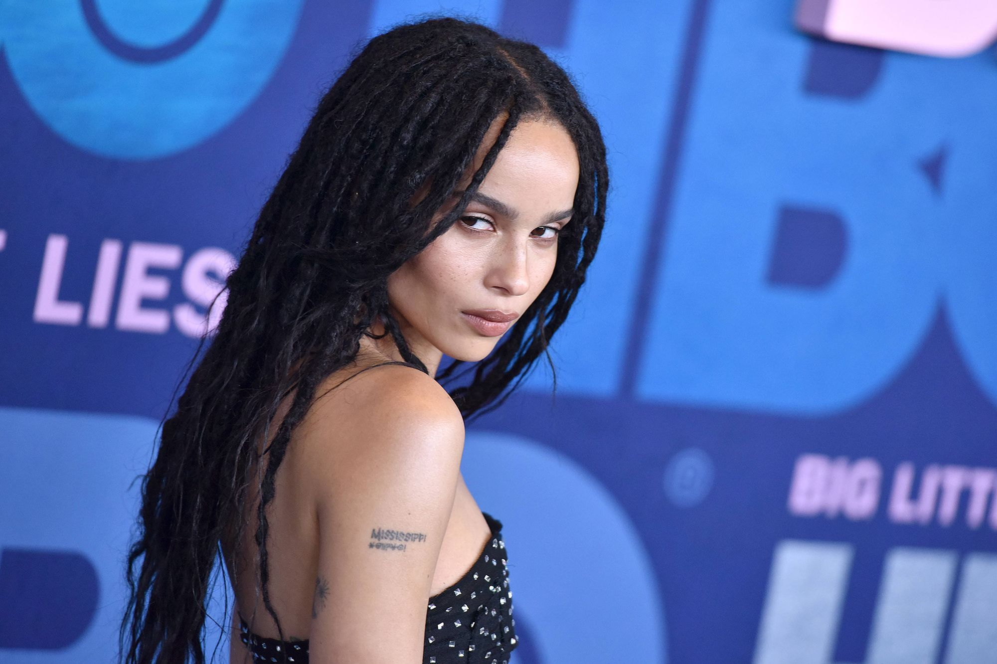 "Zoë Kravitz incarnera Catwoman dans ""The Batman"""