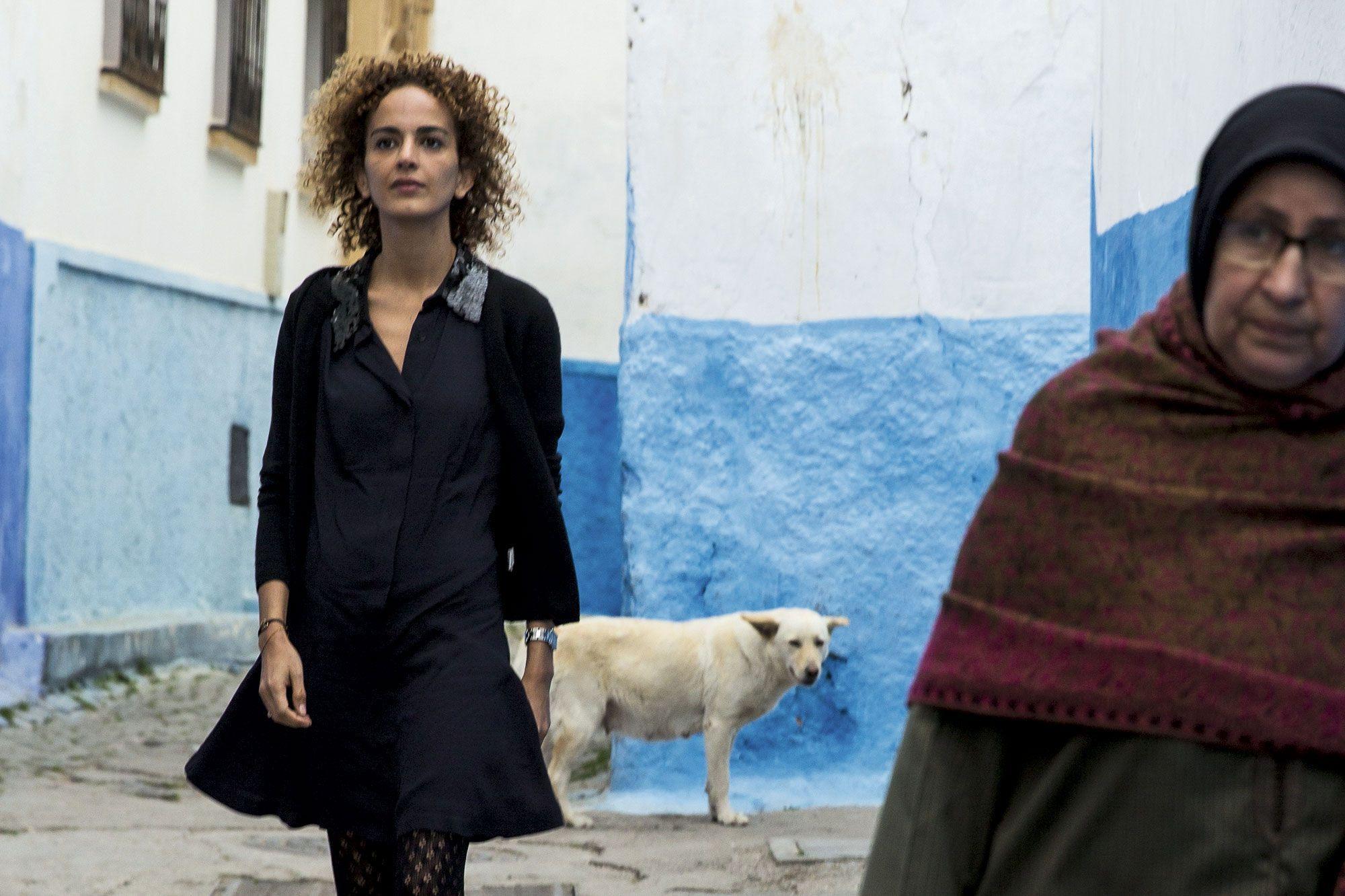 Leila Slimani : en équilibre entre deux mondes