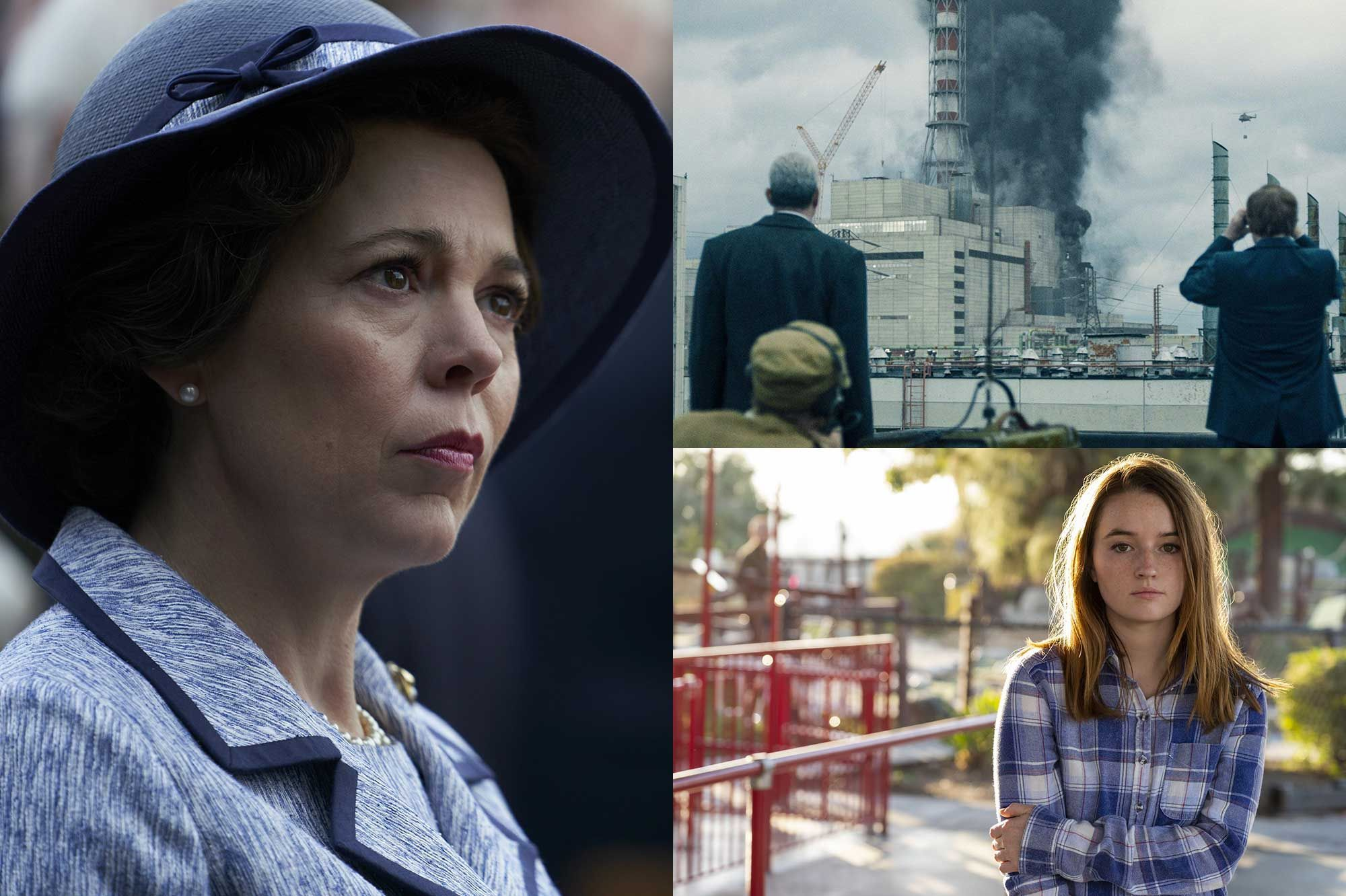 "Golden Globes 2020 : ""The Crown"" et ""Chernobyl"" favorites"