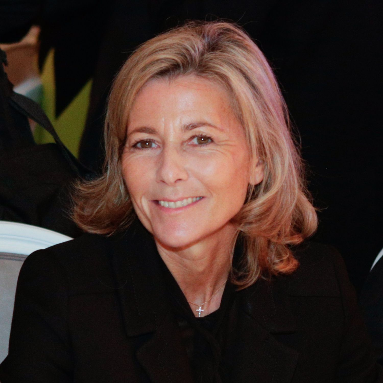 Anais Jeanneret Photo Lui claire chazal - paris match