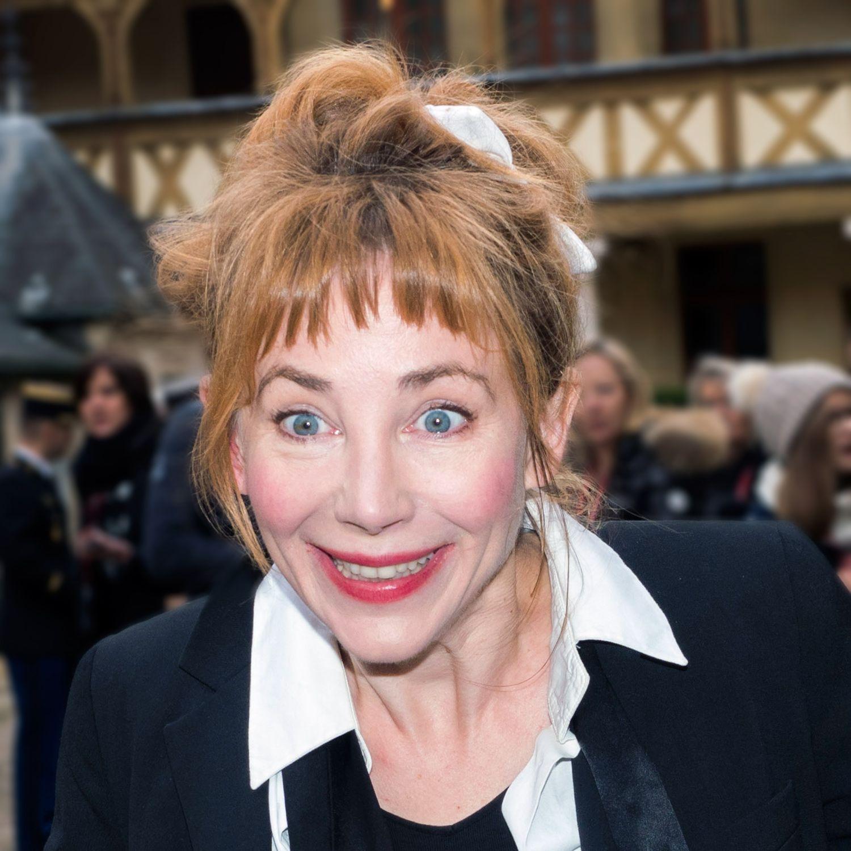 Julie Depardieu - Paris Match