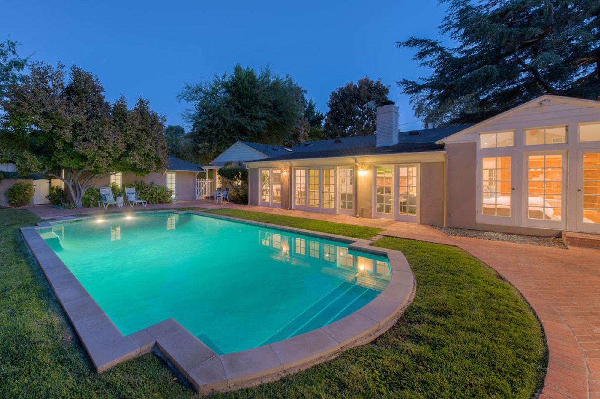 Apres Sa Maison A Malibu Leonardo Dicaprio Vend Son Ranch En