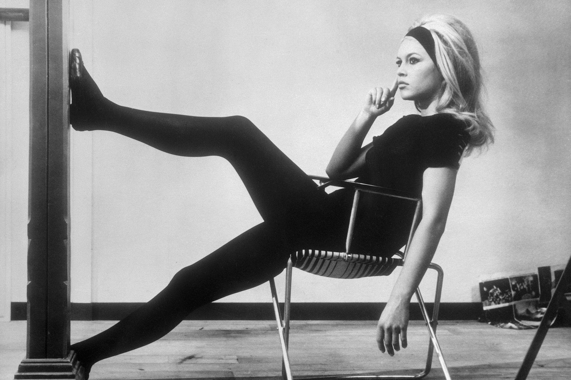Brigitte Bardot Ses Photos Quand Elle Etait Jeune