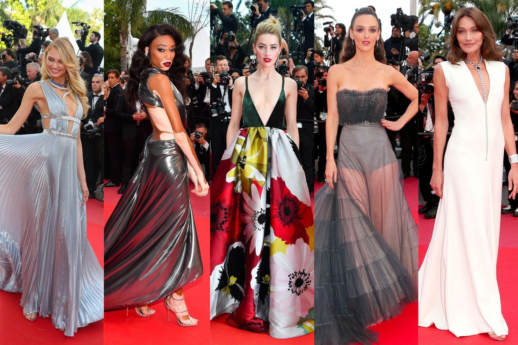 Festival Du 2018Les Belles Plus Robes Cannes n0wXO8Pk