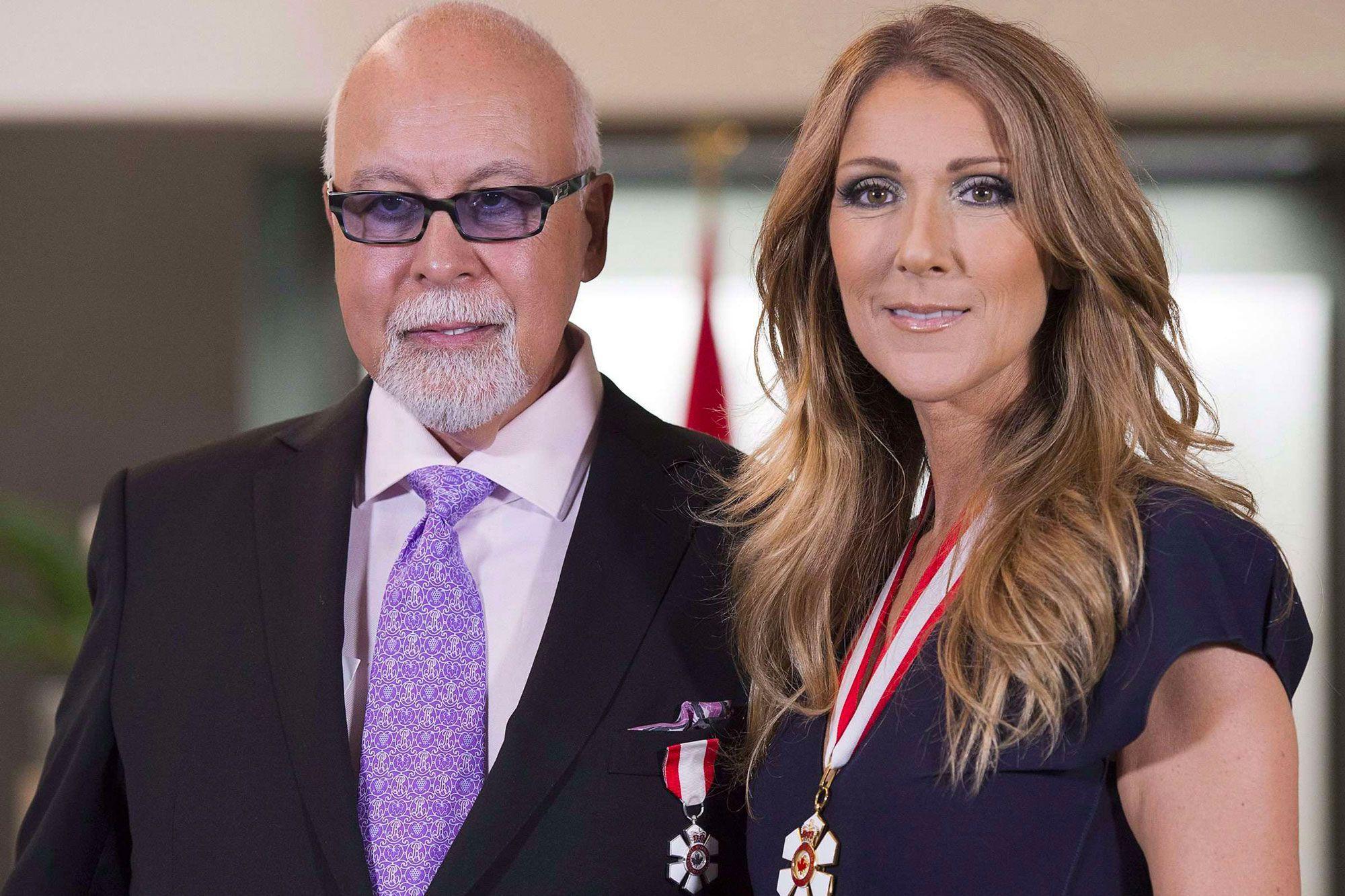 Céline Dion rend un hommage poignant à René, décédé il y a trois ans