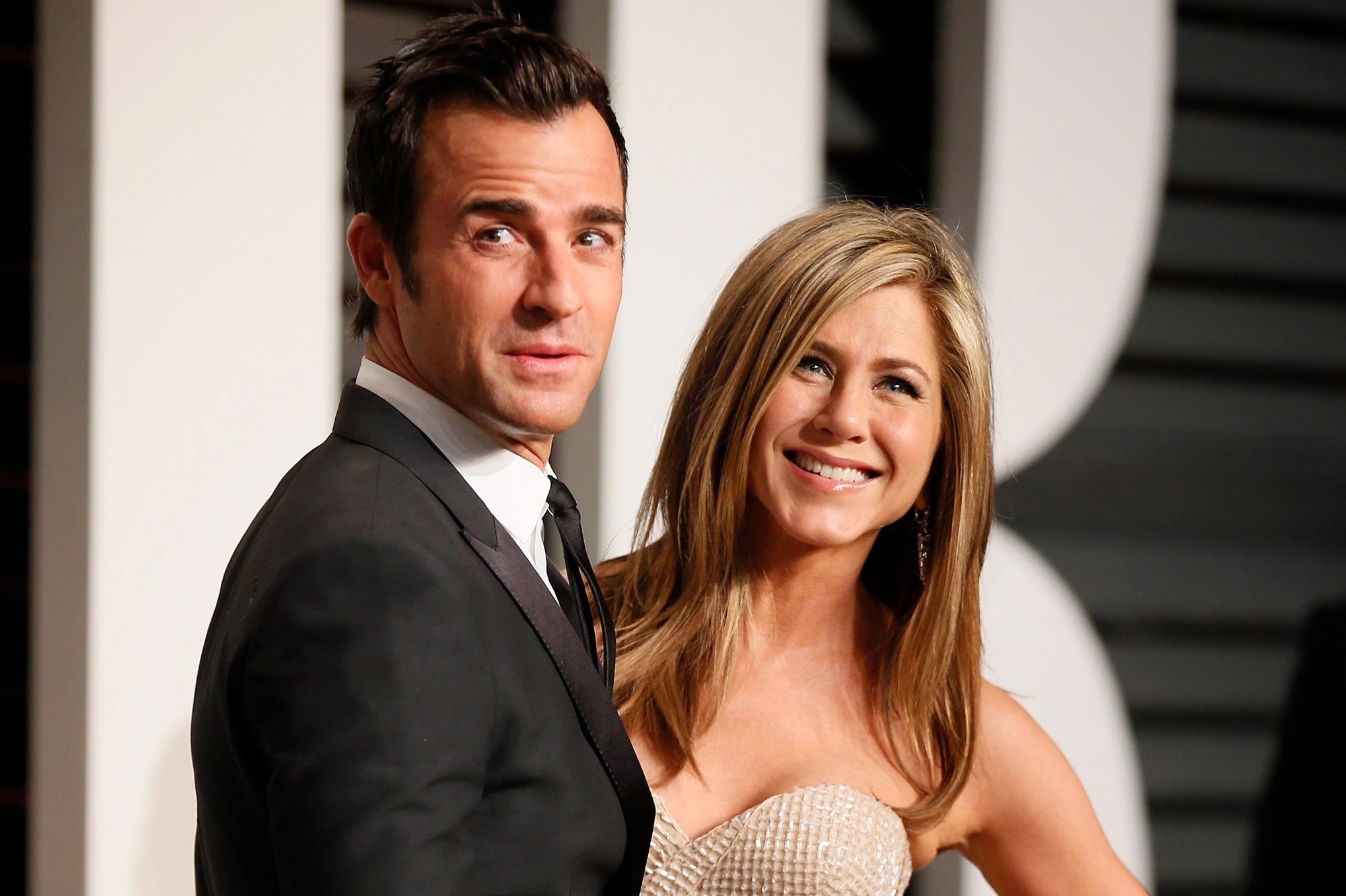 les anecdotes croustillantes dhoward stern mariage de jennifer aniston et justin theroux - Jennifer Aniston Mariage