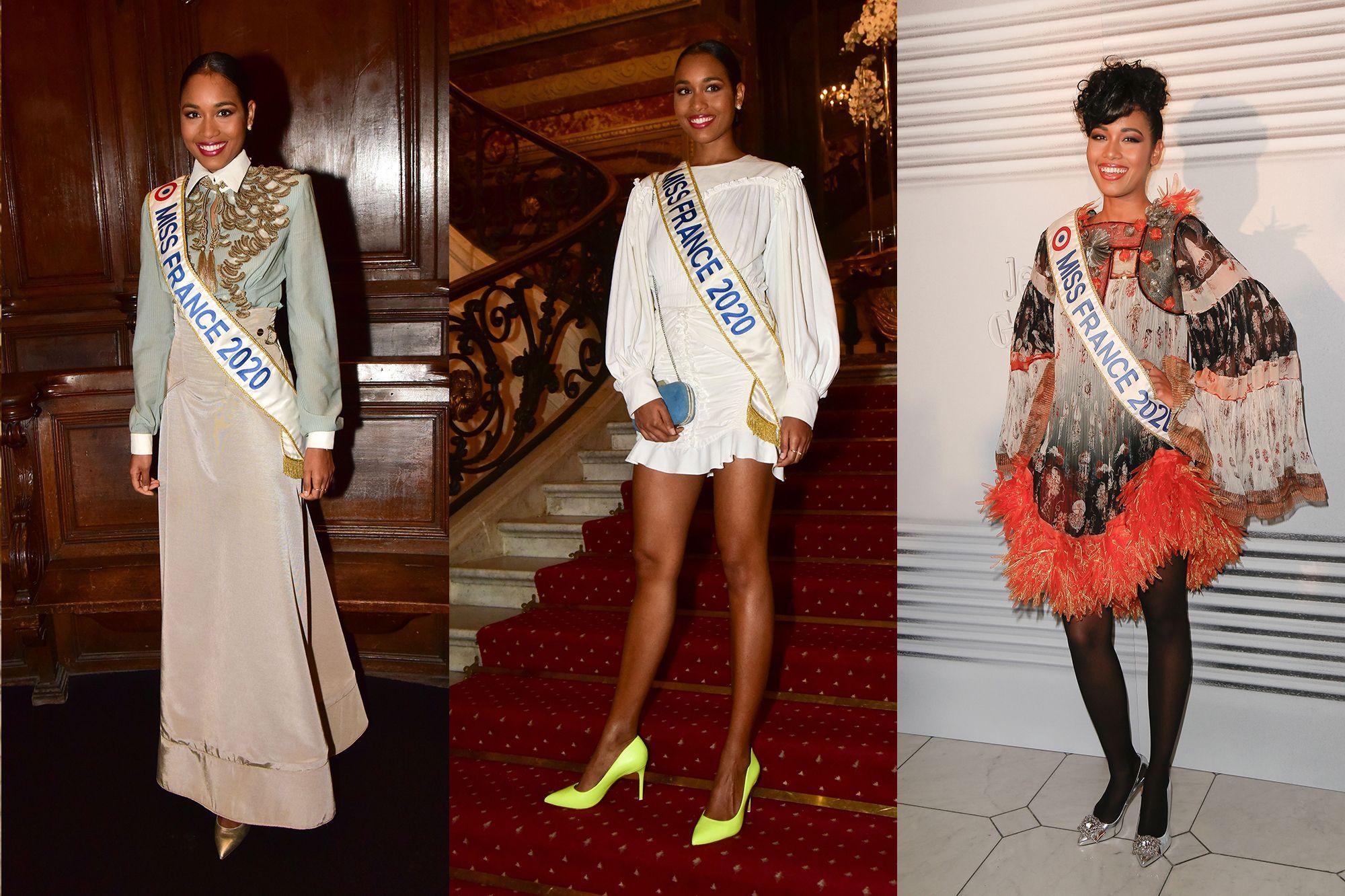 Clémence Botino, Miss France stylée pour la Fashion Week