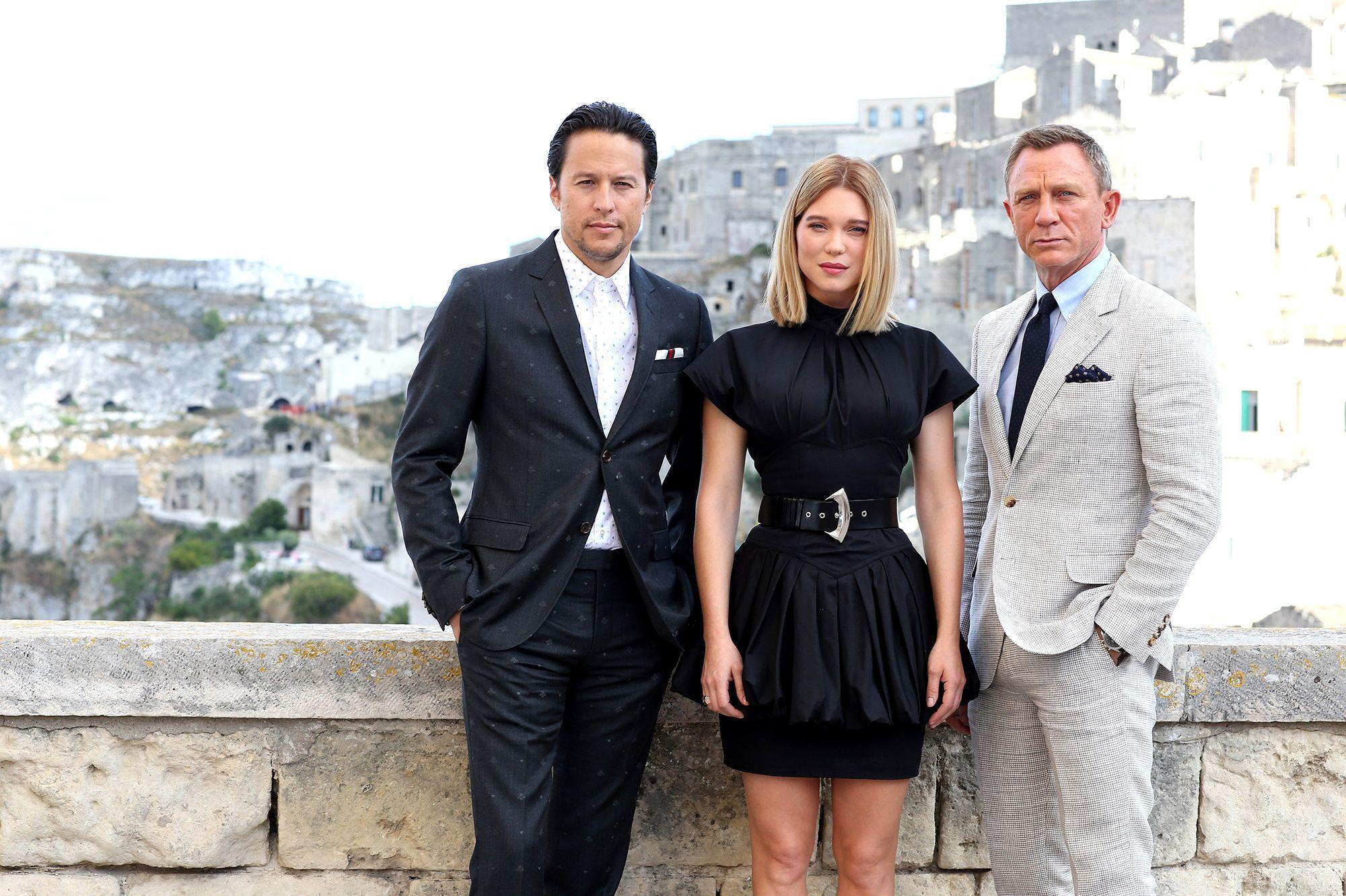"""Daniel Craig, son discours ému pour la fin du tournage de """"James Bond"""""""