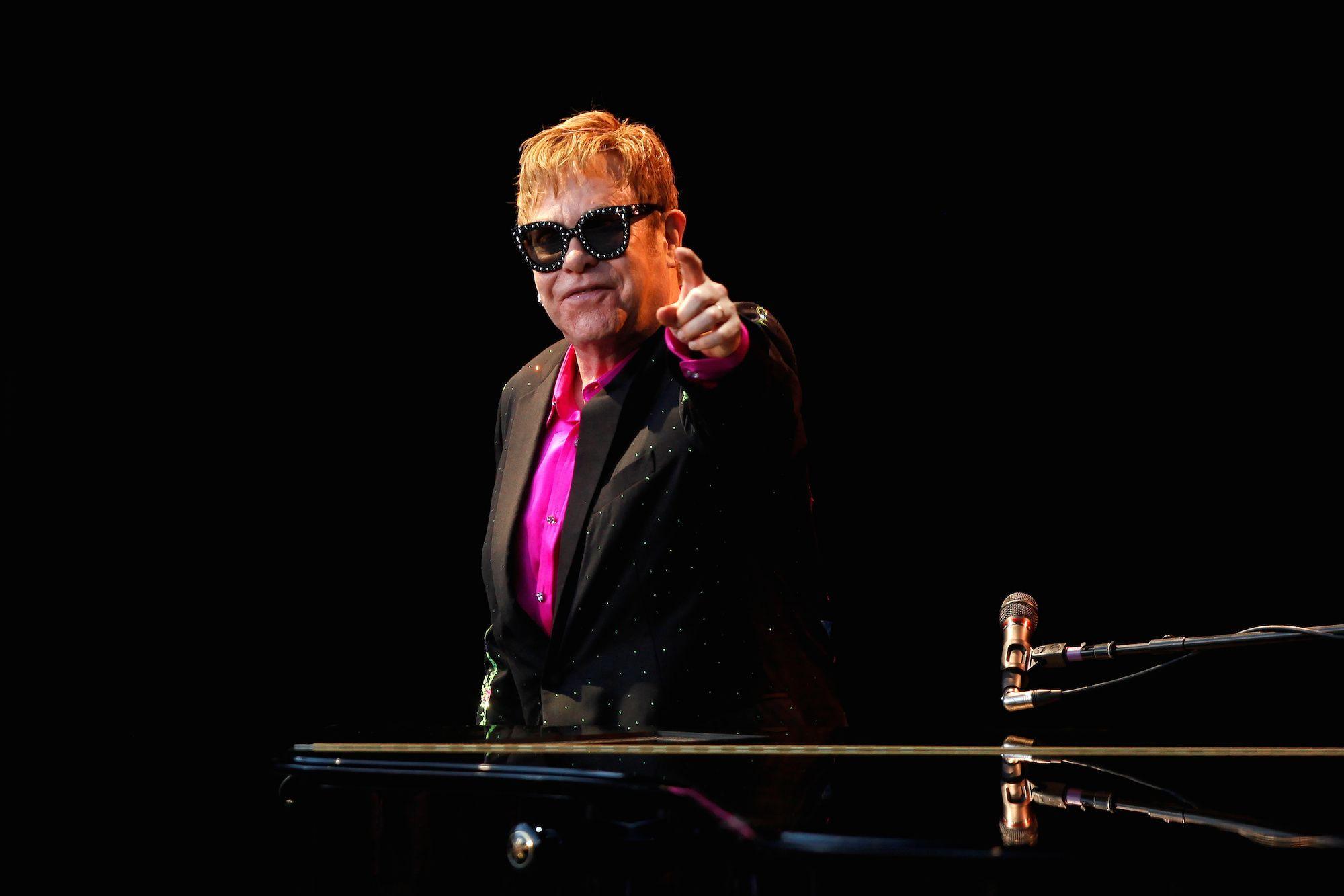 """Elton John et le cancer : """"J'ai choisi la chirurgie, sans hésiter"""""""