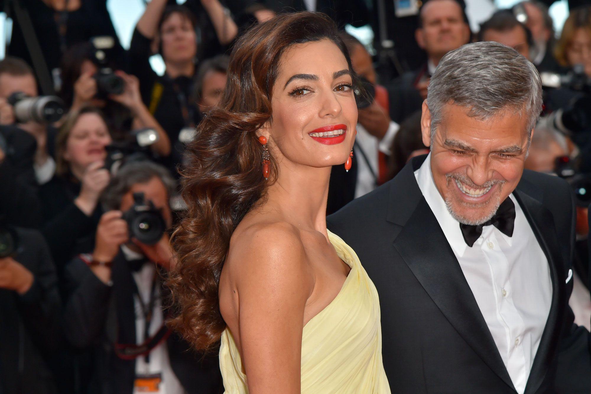 datation histoire George Clooney première date pour le site de rencontre