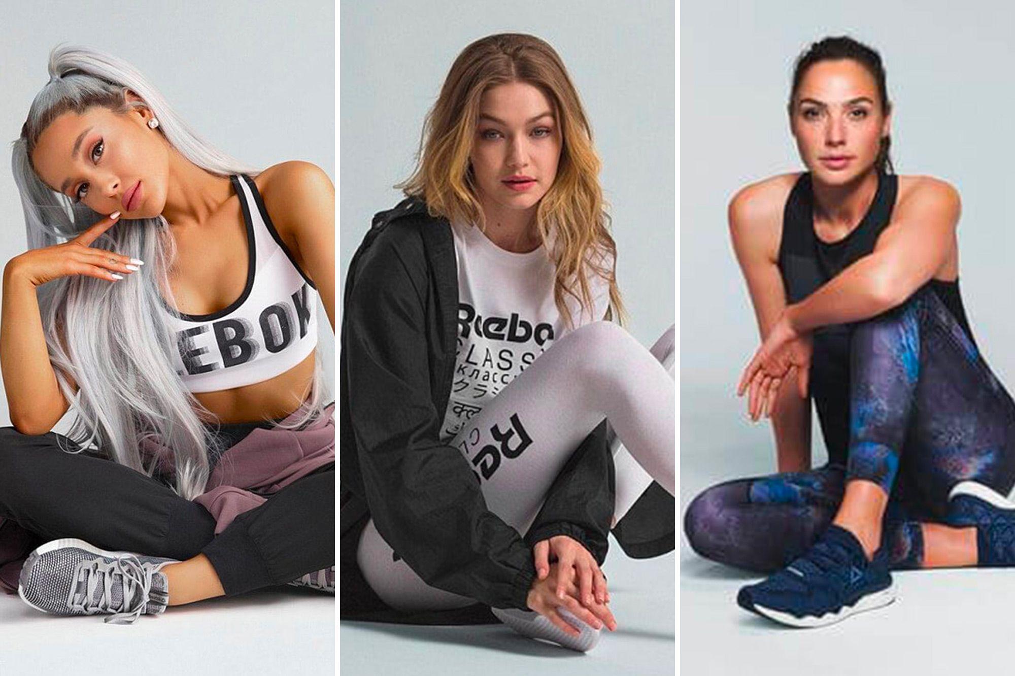Gigi Hadid, Ariana Grande, Gal Gadot réunies pour la