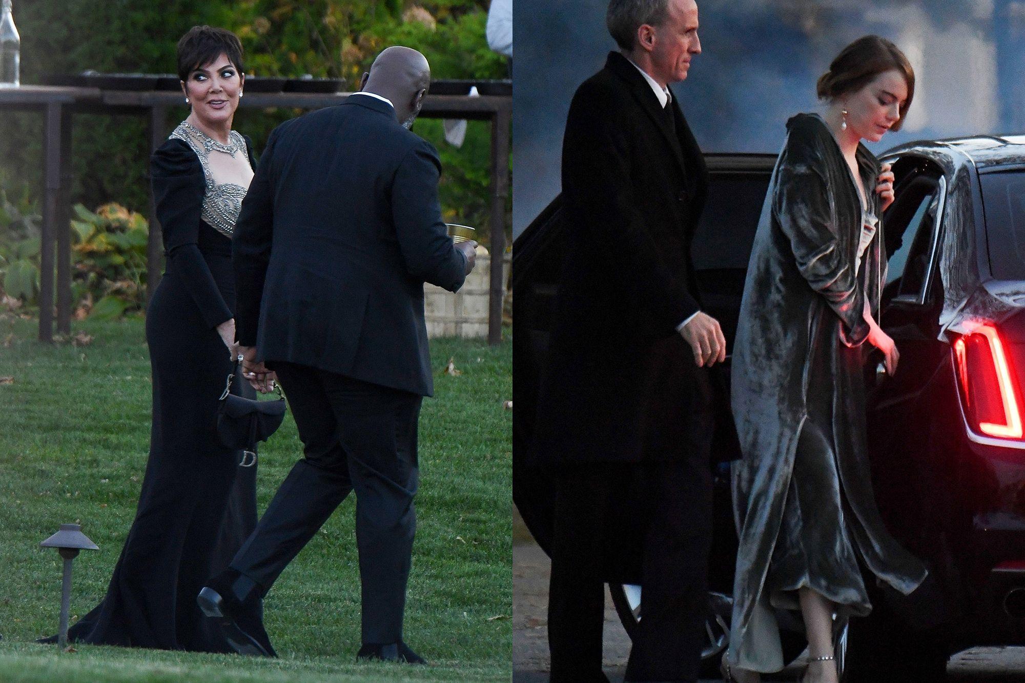 Jennifer Lawrence mariée : de nombreuses stars conviées à la fête