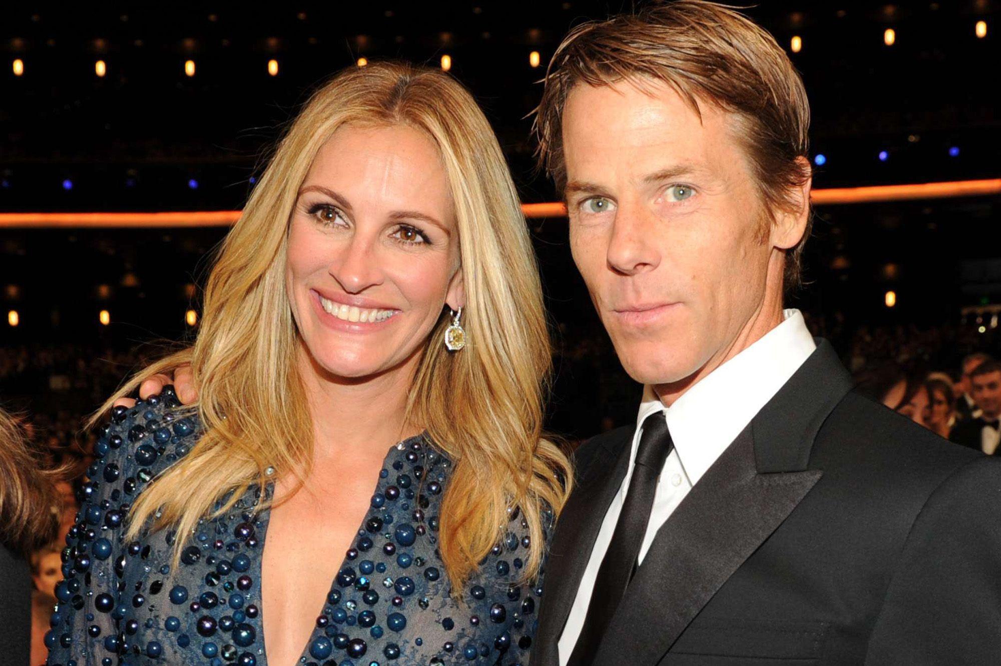 """Julia Roberts et Daniel Moder: un couple en """"harmonie"""""""