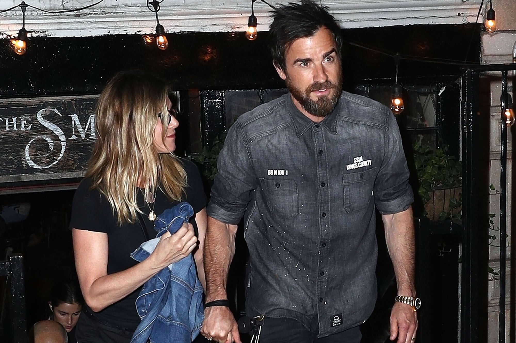 justin theroux son mariage russi avec jennifer aniston - Jennifer Aniston Mariage
