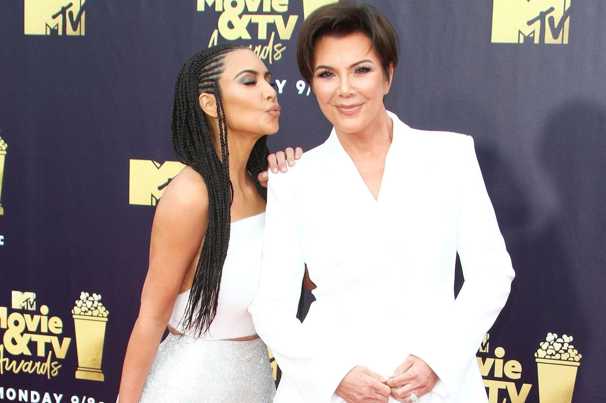Kris Jenner liste de rencontre