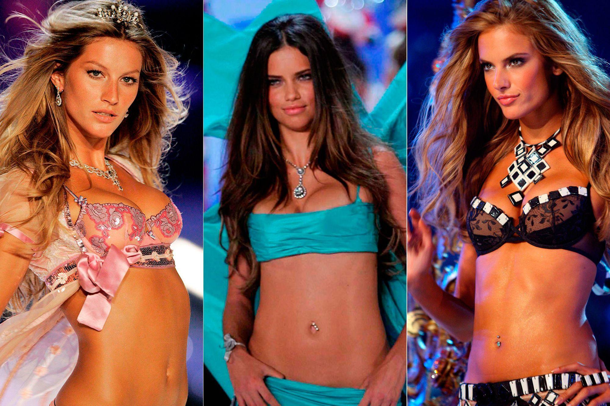c1e9b87f0d Les 10 Anges emblématiques de Victoria's Secret