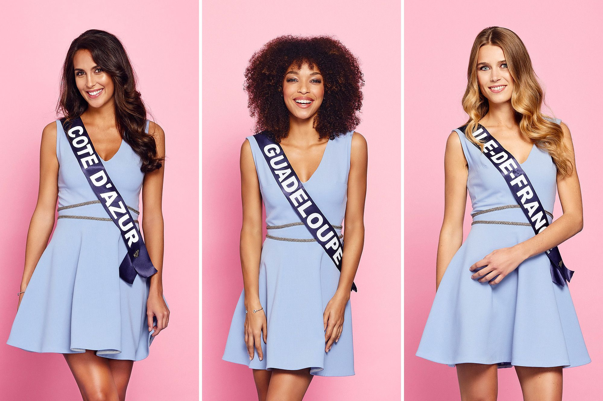 Miss France 2019  les photos officielles des 30 candidates