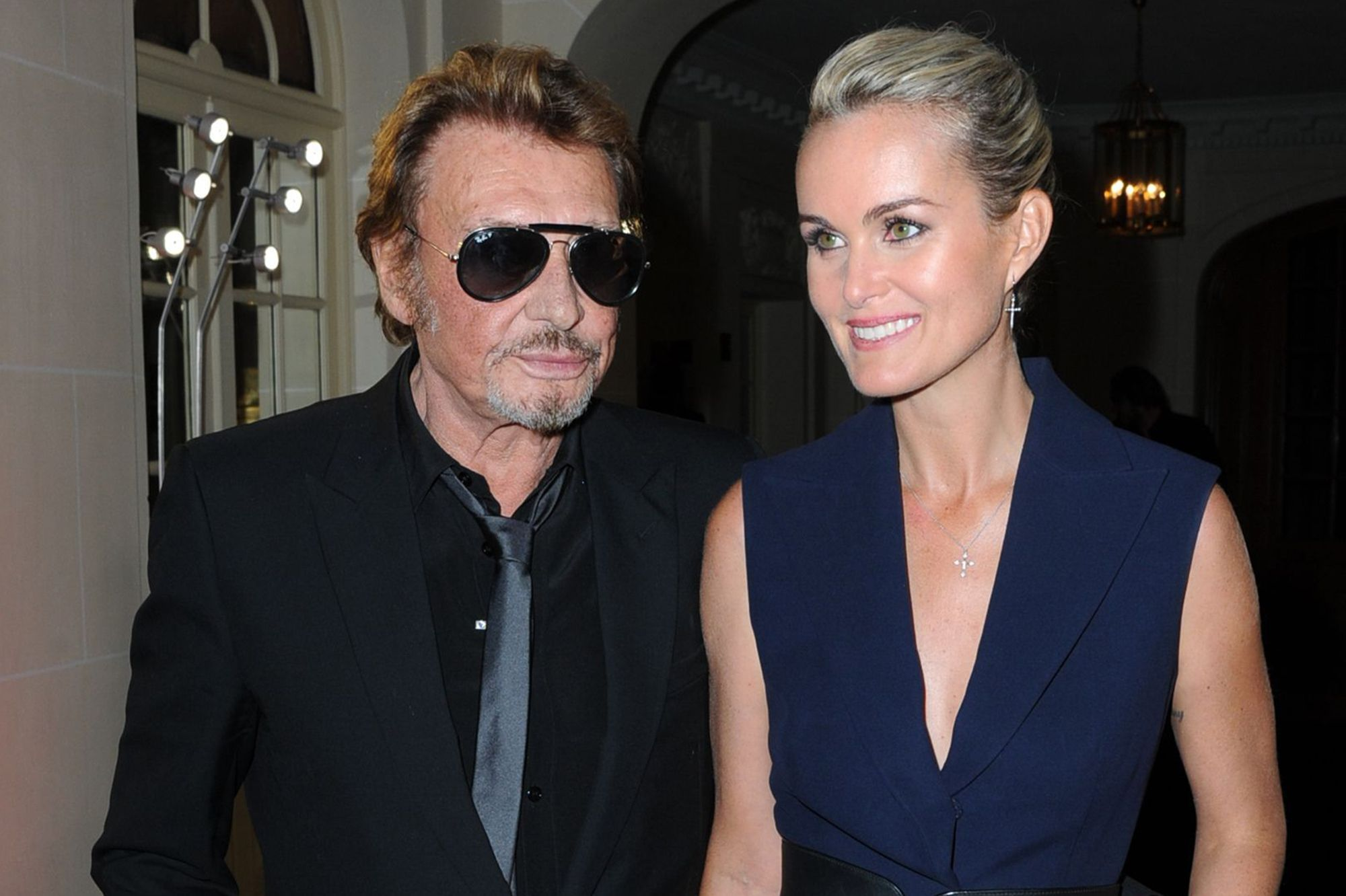 johnny hallyday et laetitia rencontre
