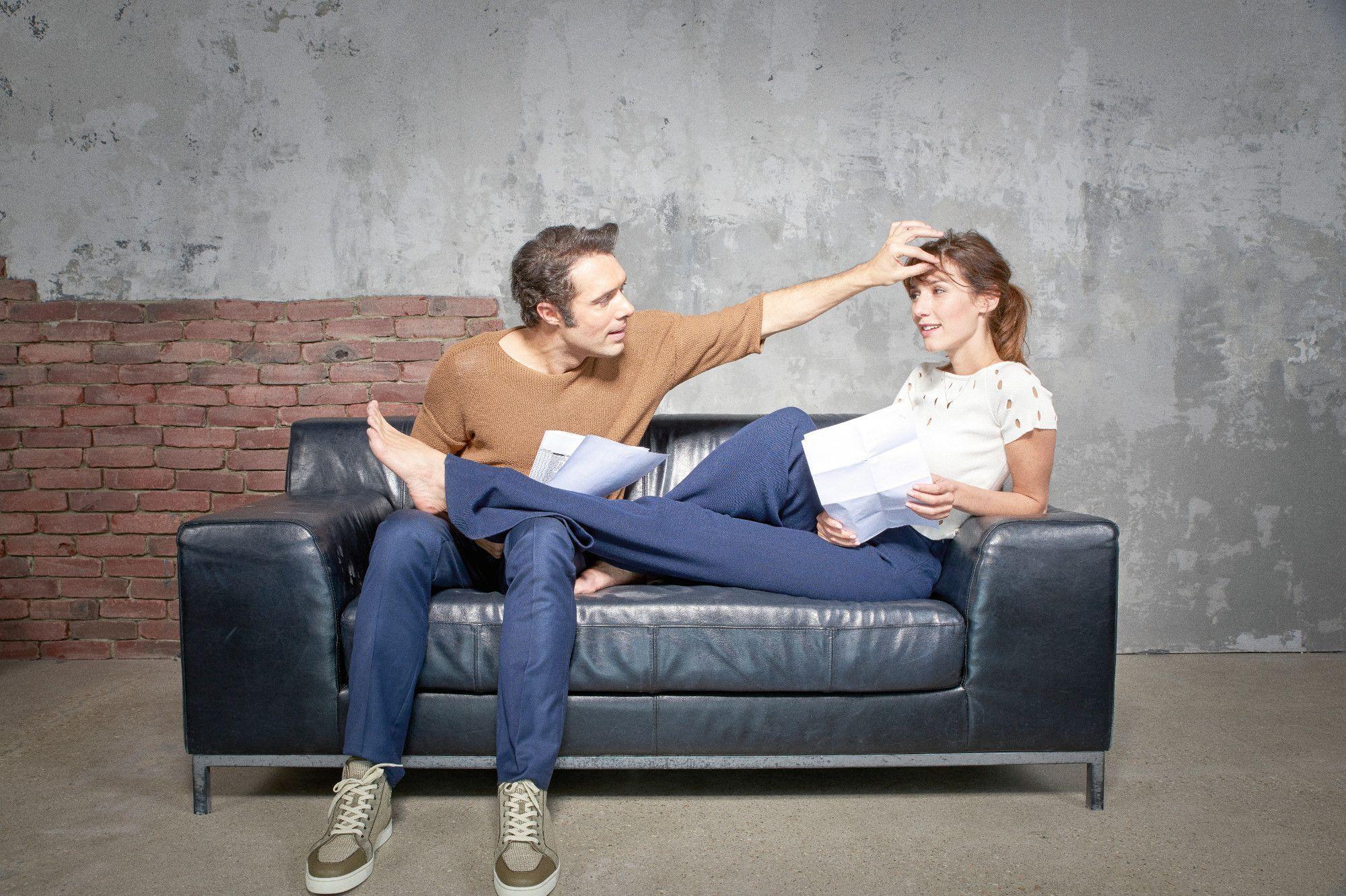 Doria Tillier et Nicolas Bedos: ils s'aiment, mais c'est compliqué